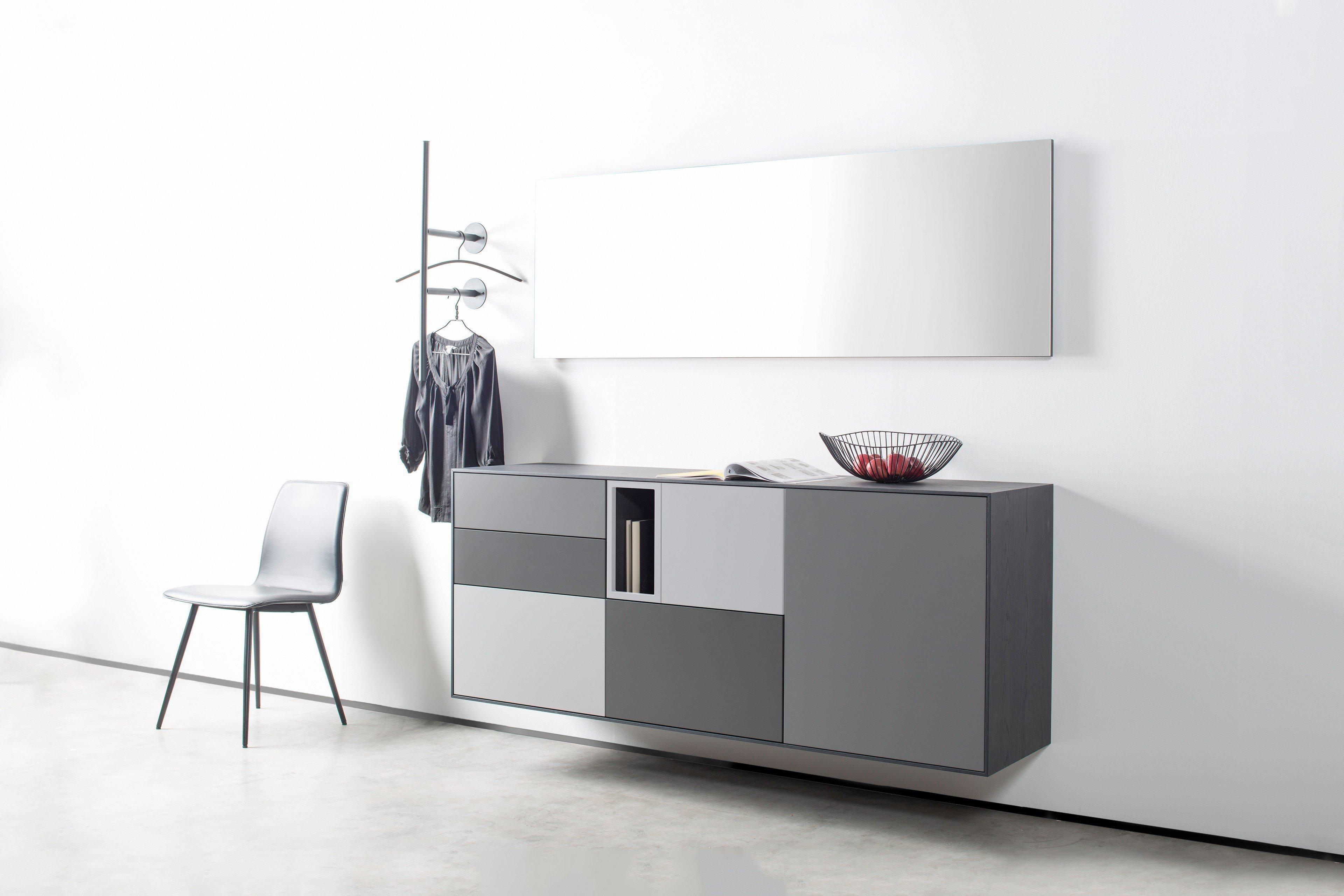 sudbrock garderobe game grau m bel letz ihr online shop. Black Bedroom Furniture Sets. Home Design Ideas