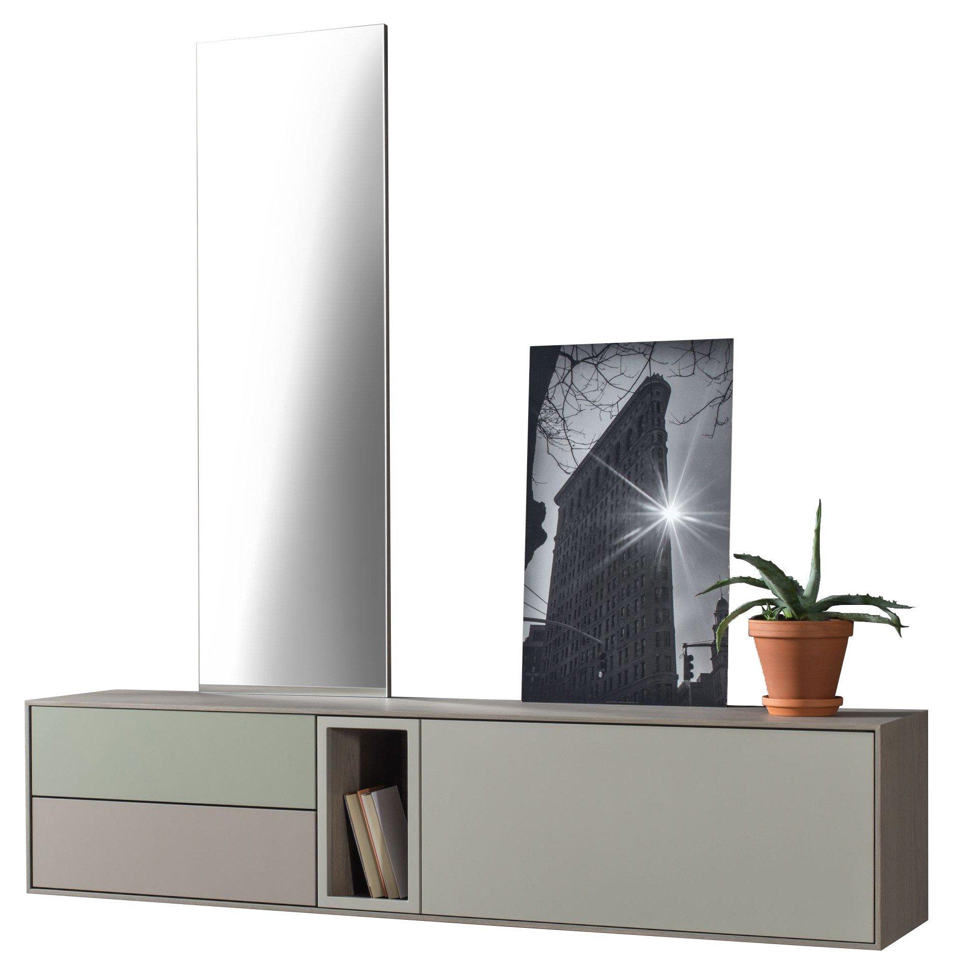 sudbrock garderobe game in gr nt nen m bel letz ihr online shop. Black Bedroom Furniture Sets. Home Design Ideas