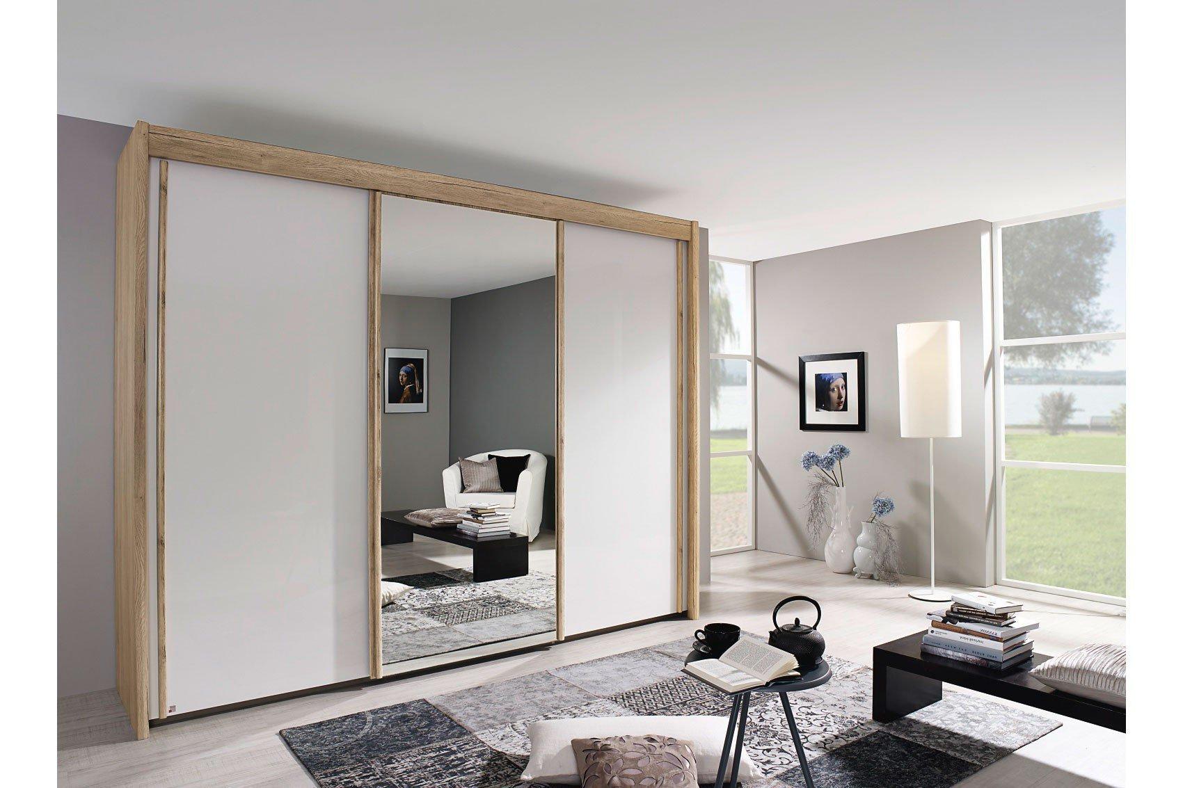 rauch imperial schweber 3 t rig eiche wei m bel letz ihr online shop. Black Bedroom Furniture Sets. Home Design Ideas