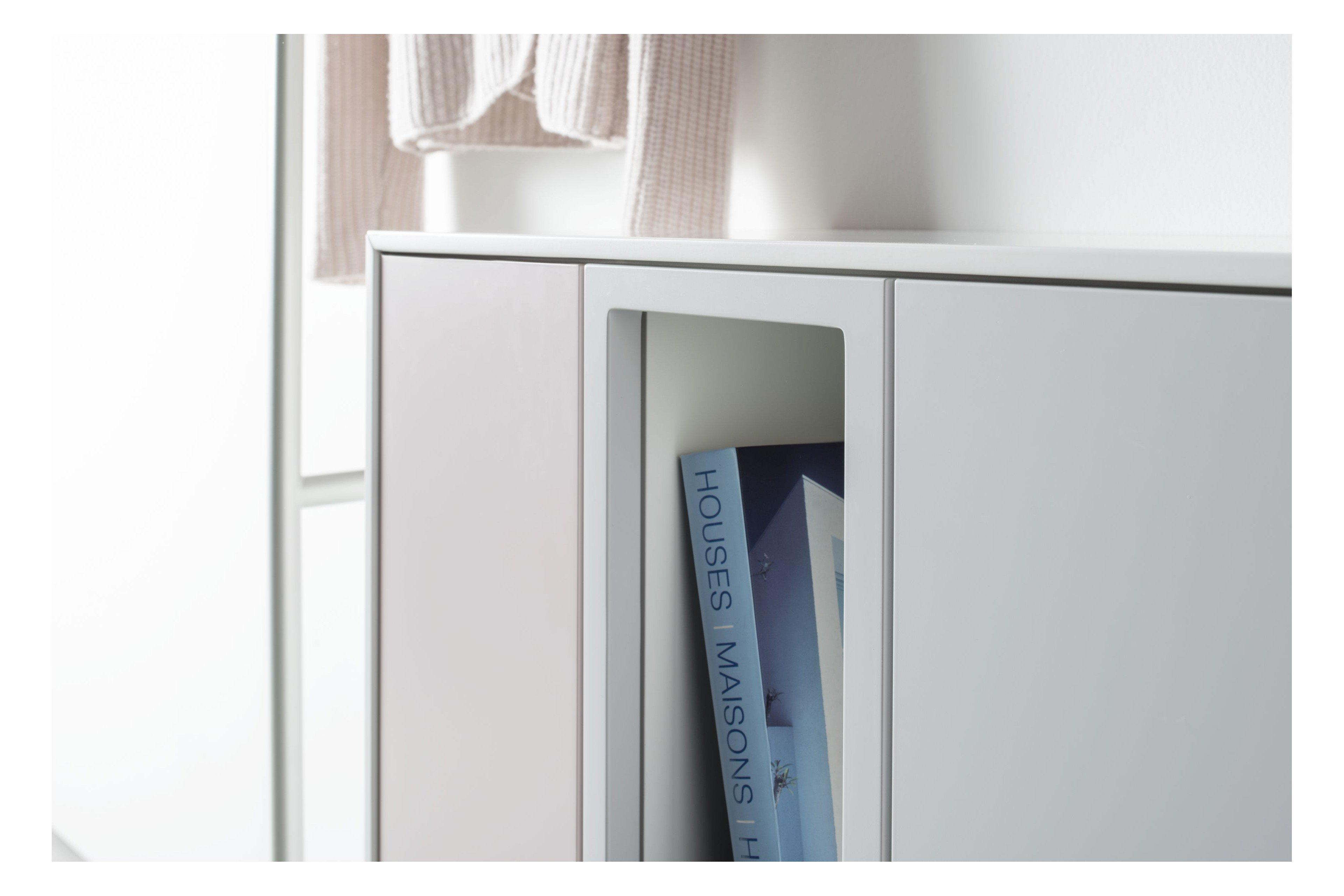 Sudbrock garderobe game in rosa grau wei m bel letz - Sudbrock garderobe ...