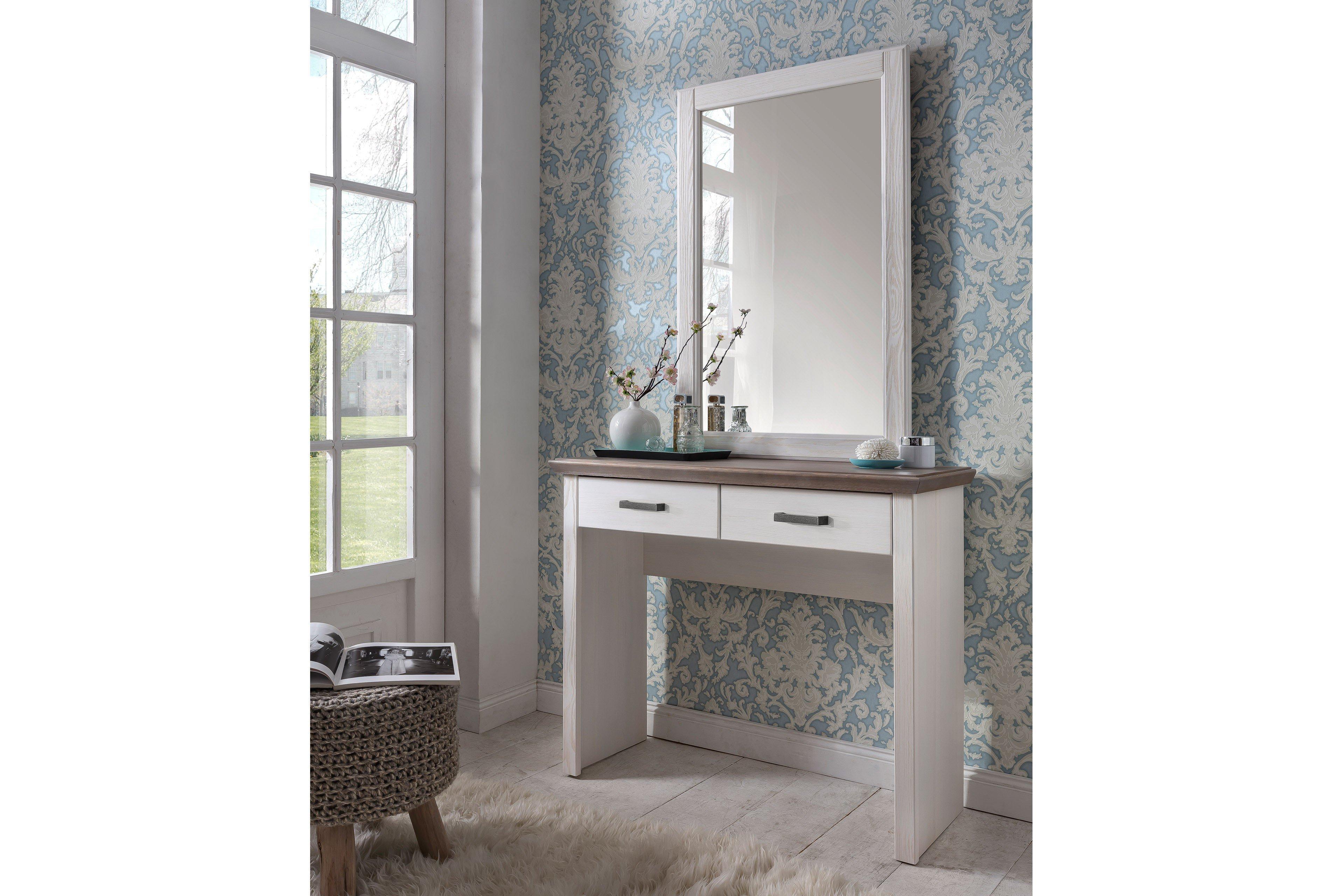 telmex schminktisch lugano pinie wei m bel letz ihr online shop. Black Bedroom Furniture Sets. Home Design Ideas