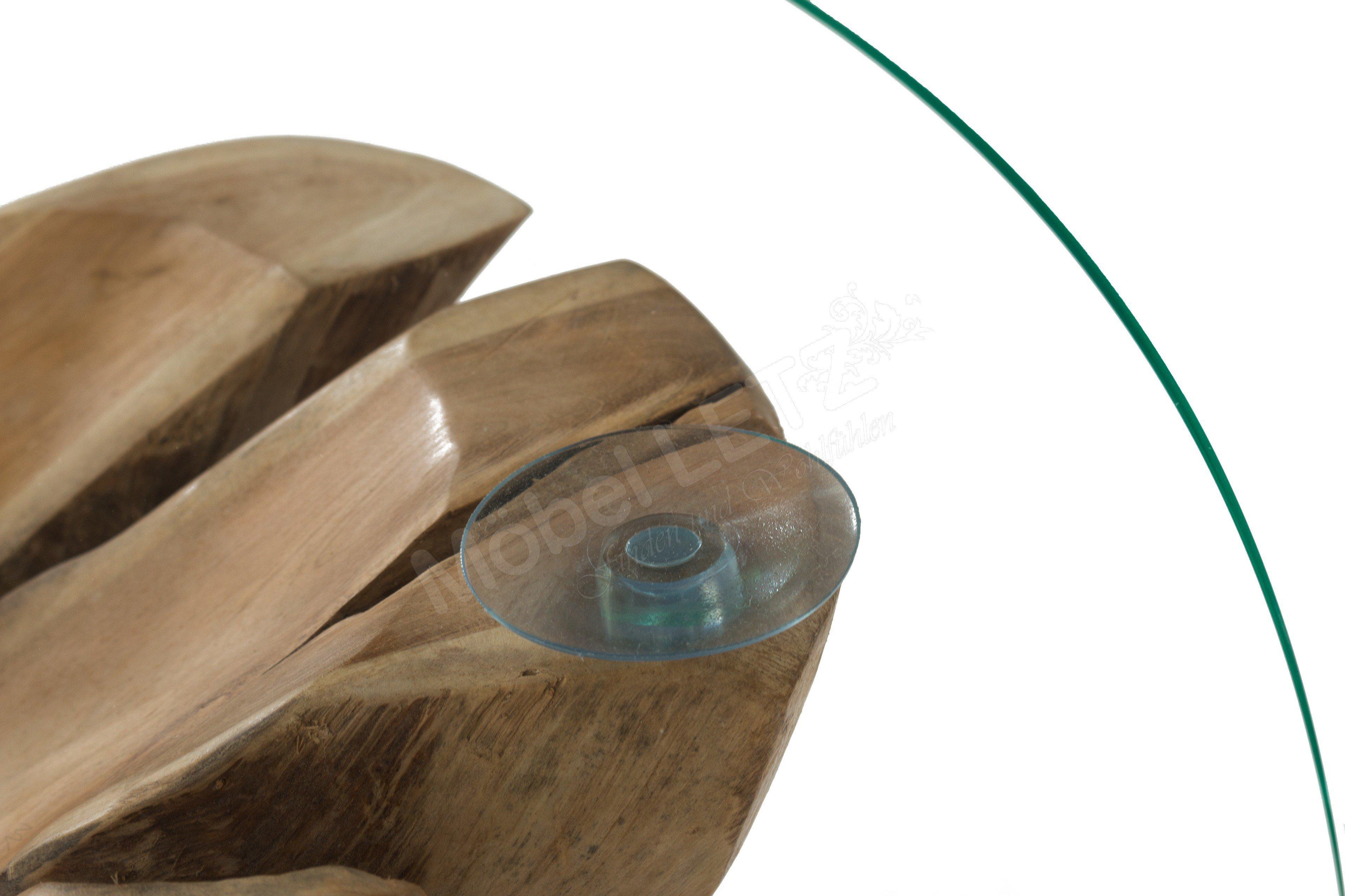 1025 von henke mobel couchtisch aus teak wurzelholz