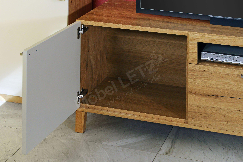 schr der m bel wohnwand kitzalm living mit beleuchtung m bel letz ihr online shop. Black Bedroom Furniture Sets. Home Design Ideas