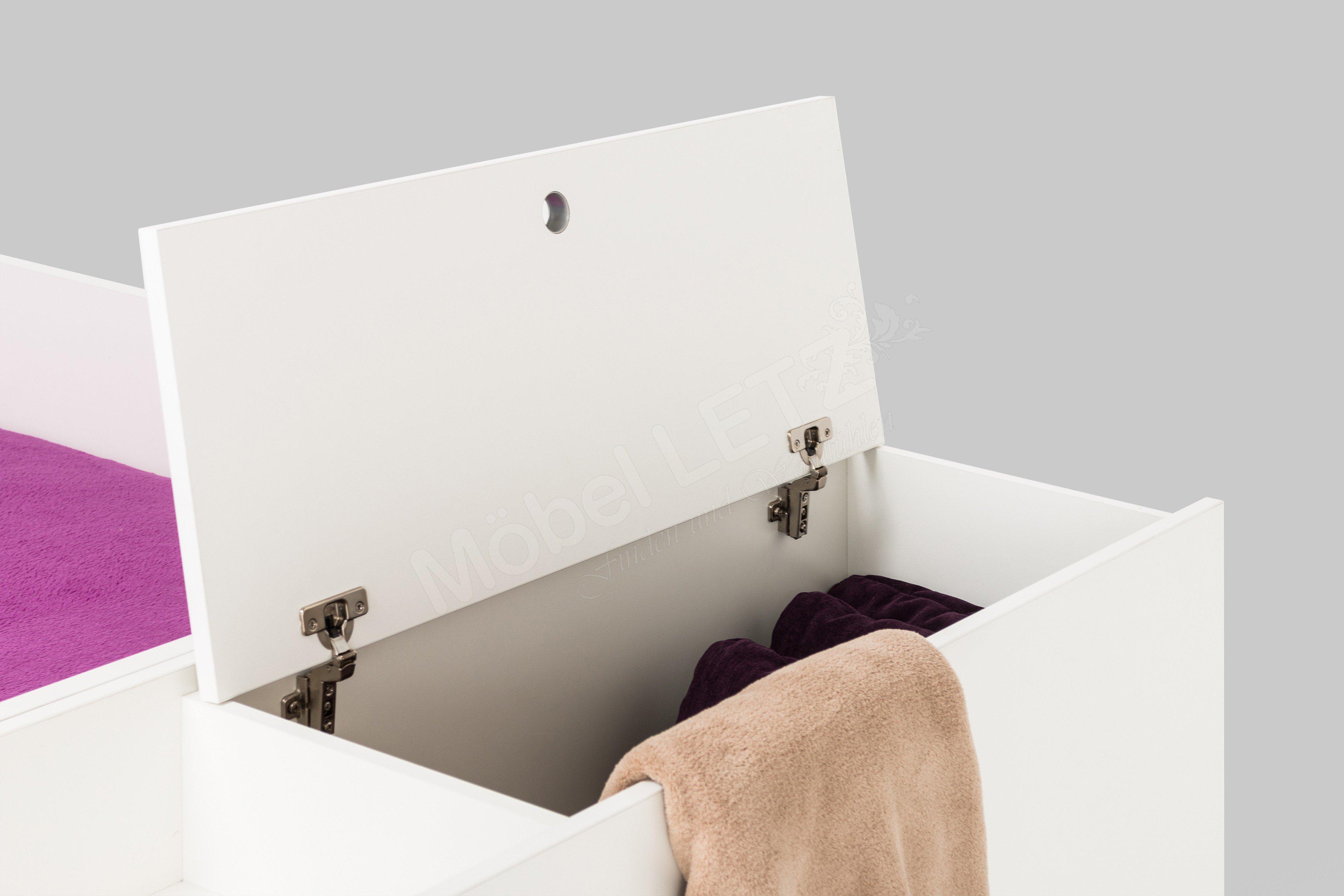 unlimited kojenliege von welle wei anthrazit m bel letz ihr online shop. Black Bedroom Furniture Sets. Home Design Ideas