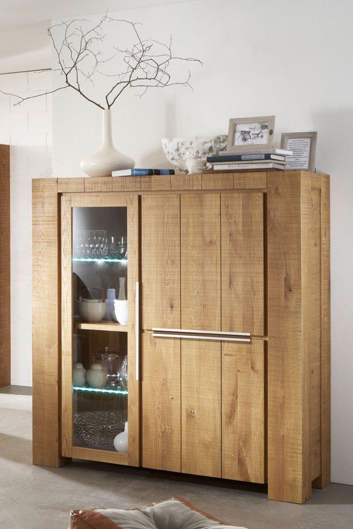 favorit service regal skagen mit 5 f chern m bel letz ihr online shop. Black Bedroom Furniture Sets. Home Design Ideas