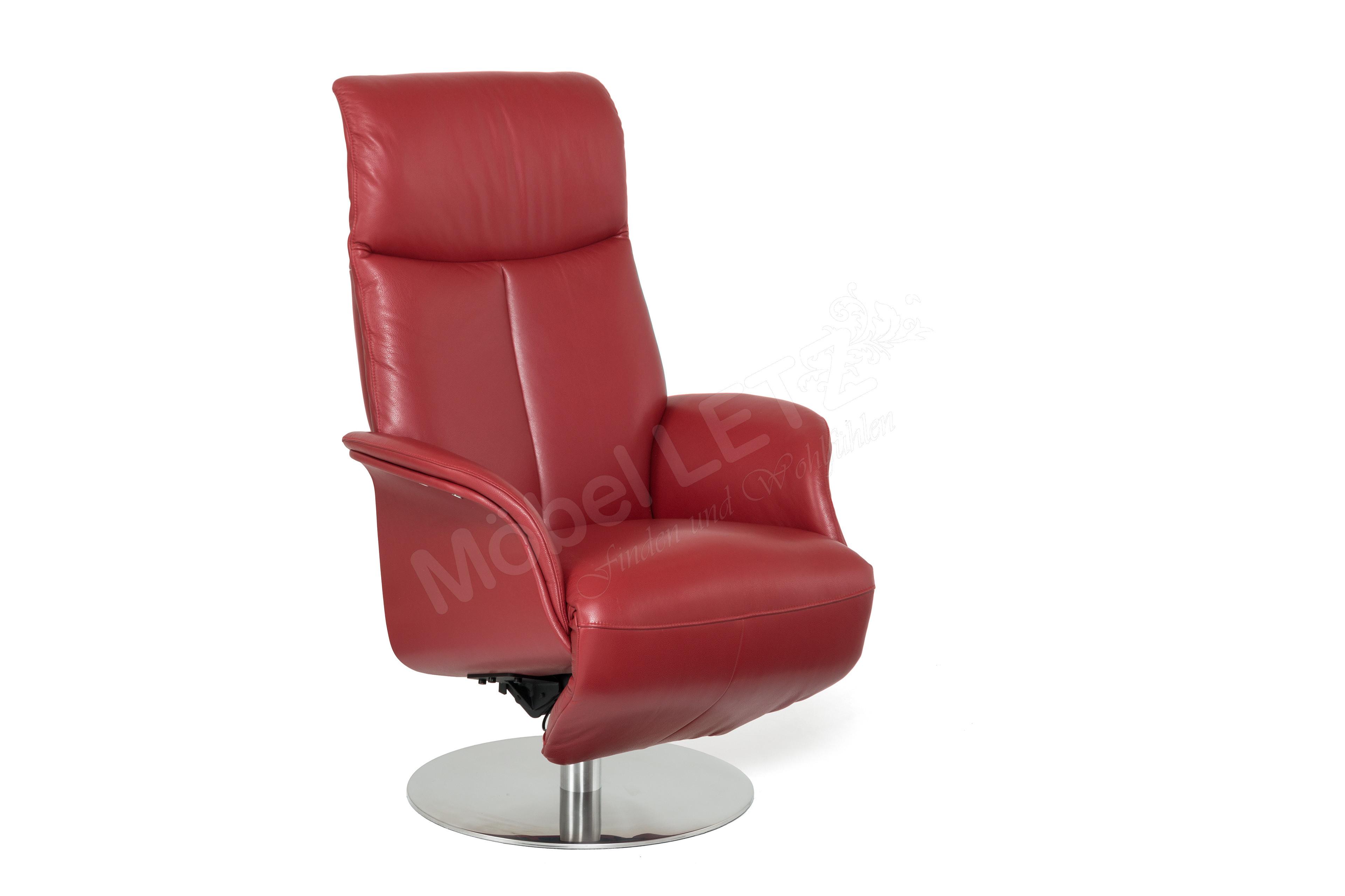 Hjort Knudsen 5013 Tv Sessel In Rot Mobel Letz Ihr Online Shop