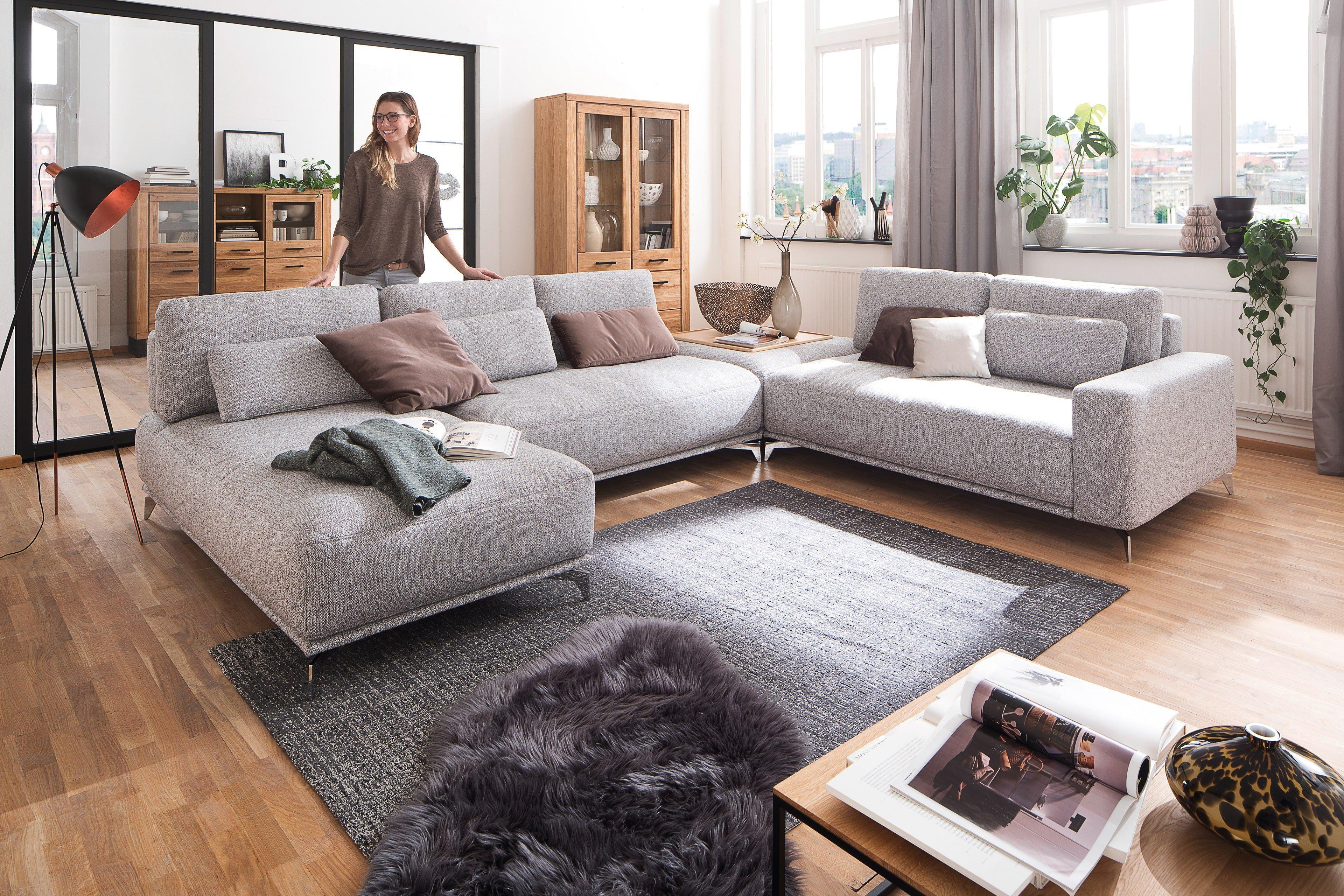 poco polsterm bel salerno polstergarnitur creme m bel letz ihr online shop. Black Bedroom Furniture Sets. Home Design Ideas