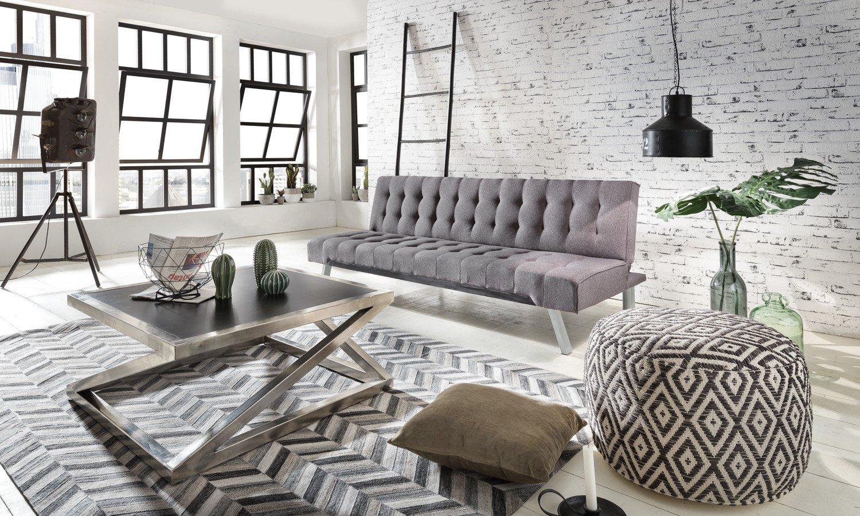 Sit Schlafsofa Fiete in Anthrazit | Möbel Letz - Ihr Online-Shop