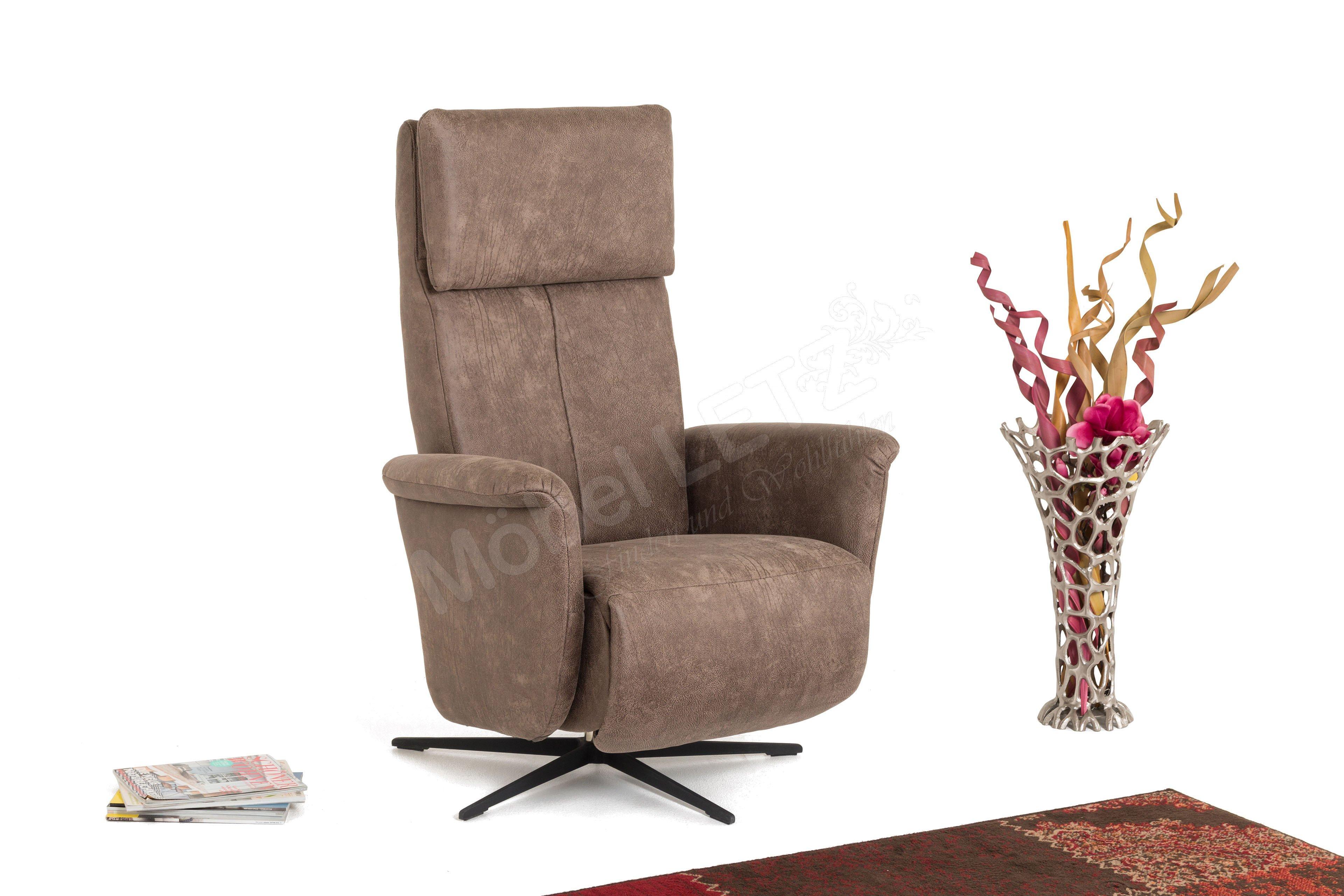 emp polsterm bel vitalus freetime 60 sessel beige m bel letz ihr online shop. Black Bedroom Furniture Sets. Home Design Ideas