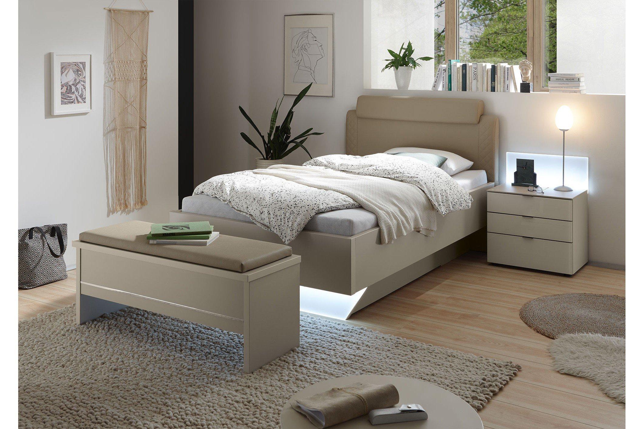 Staud Schlafzimmer | Staud Bett Sonate Mit Schubkasten Mobel Letz Ihr Online Shop