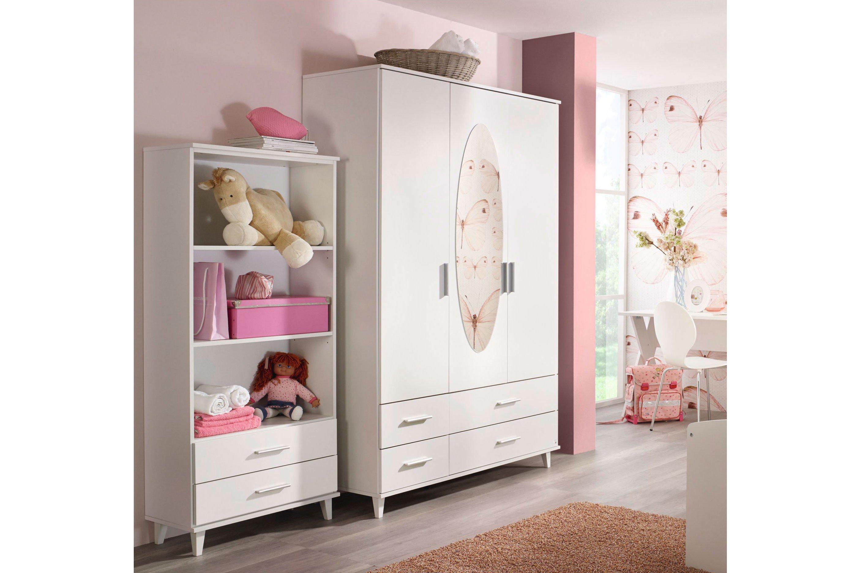 rauch aik kleiderschrank wei spiegelauflage m bel letz ihr online shop. Black Bedroom Furniture Sets. Home Design Ideas