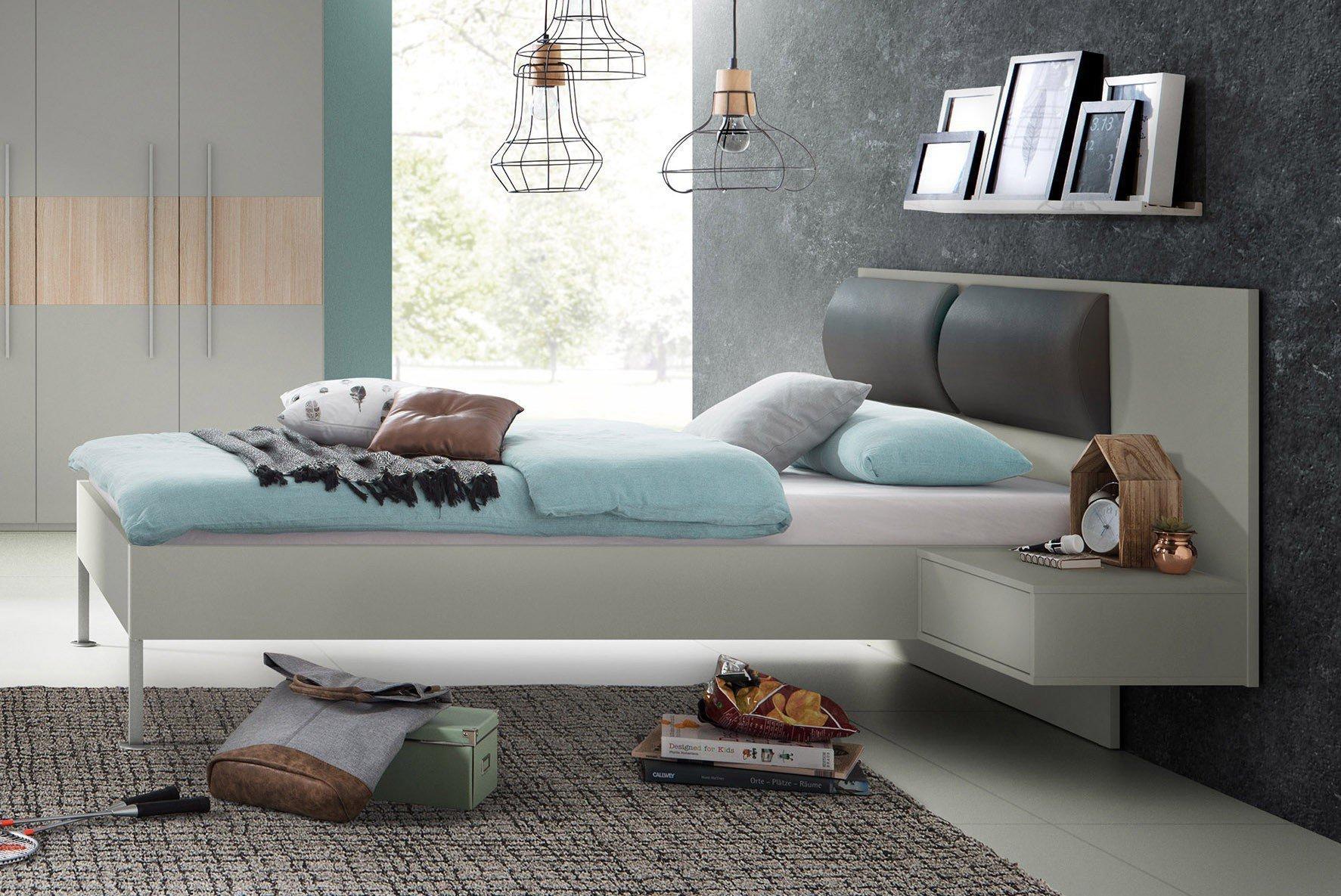 add.on Jugendbett grau von Röhr-Bush | Möbel Letz - Ihr Online-Shop