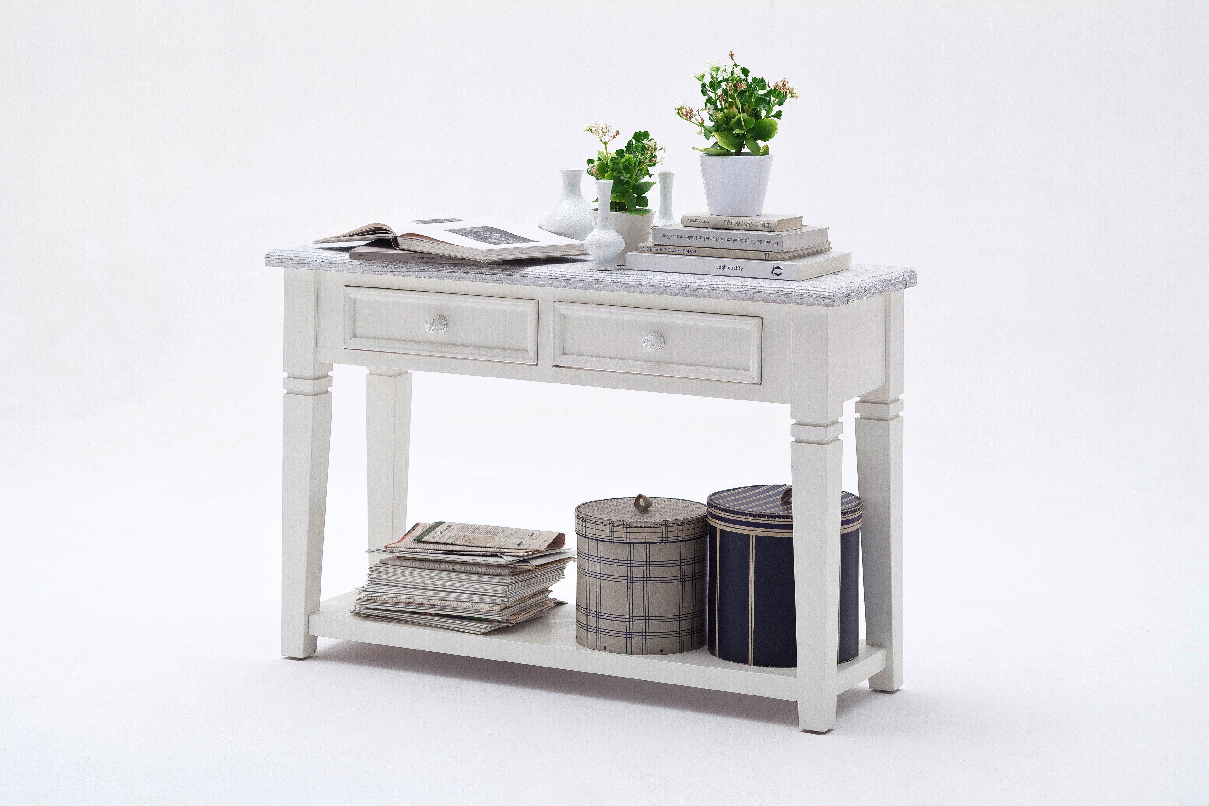 Anrichte Osita Kiefer weiß - MCA furniture | Möbel Letz - Ihr Online ...