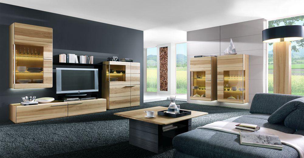 Wohnwand Atena von Thielemeyer Möbel Letz  Ihr OnlineShop
