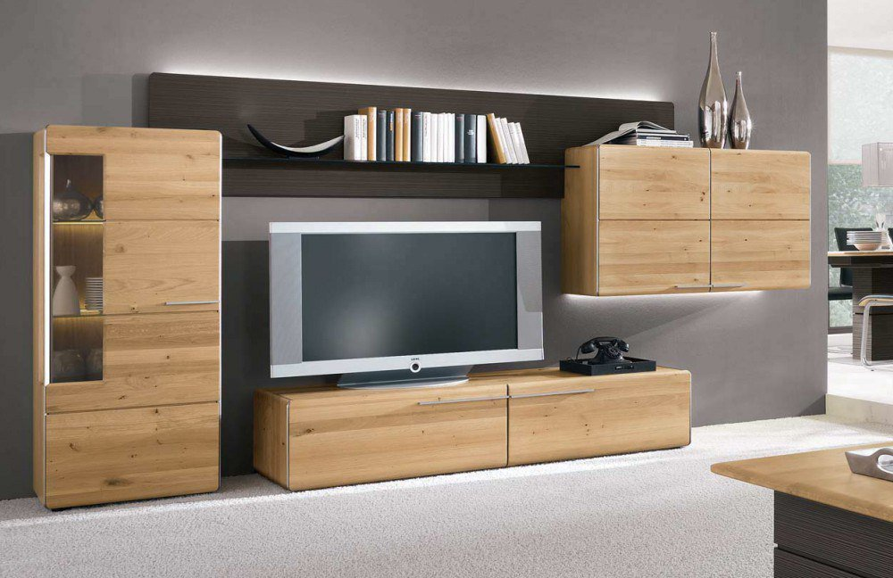 Wohnwand Atena von Thielemeyer  91013 Möbel Letz  Ihr