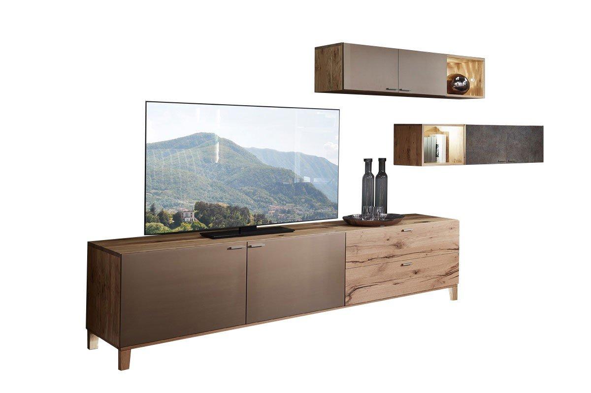 schr der m bel wohnwand kitzalm living k009 keramik lack m bel letz ihr online shop. Black Bedroom Furniture Sets. Home Design Ideas