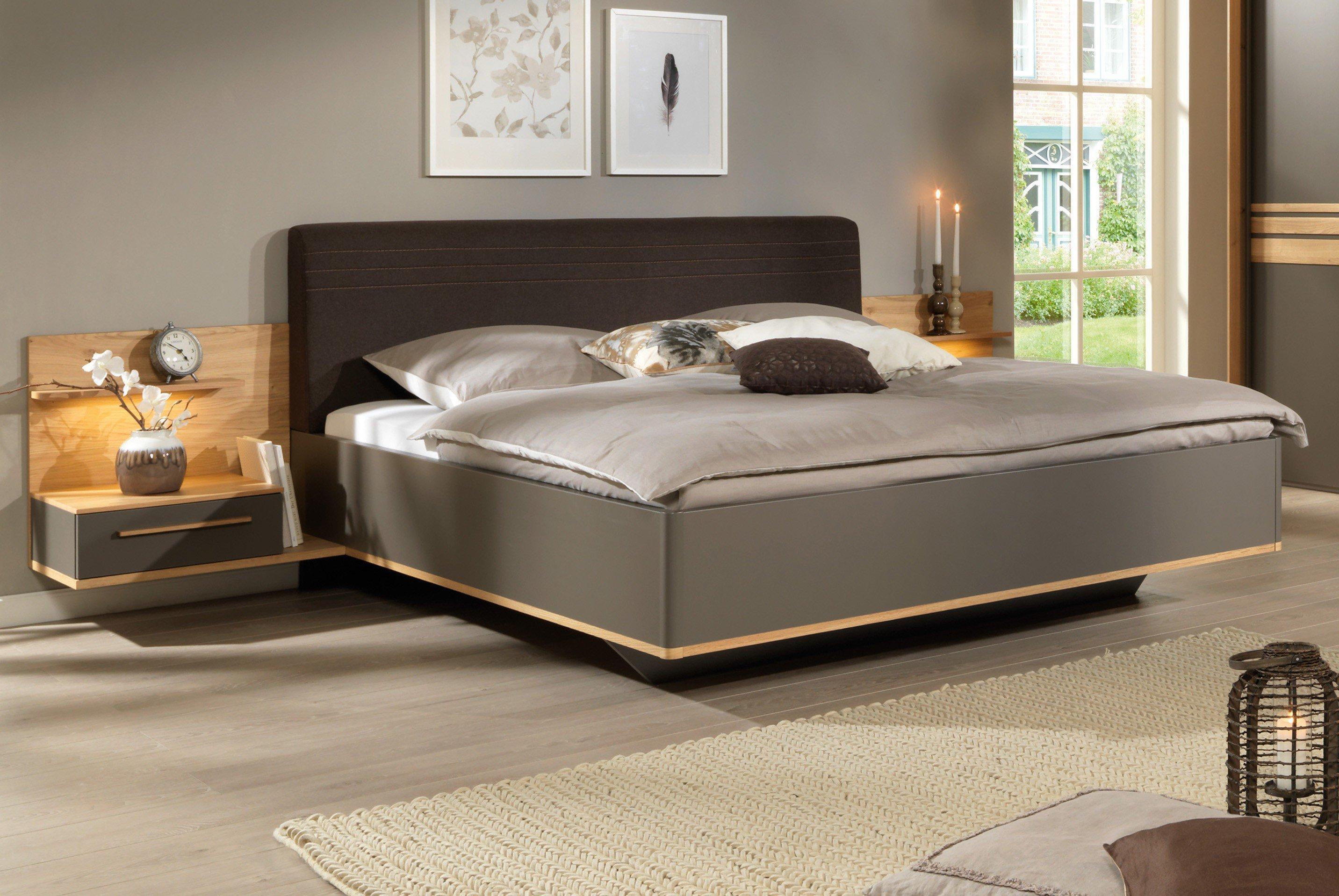 welle natura bett lava matt mit eichenholz m bel letz ihr online shop. Black Bedroom Furniture Sets. Home Design Ideas