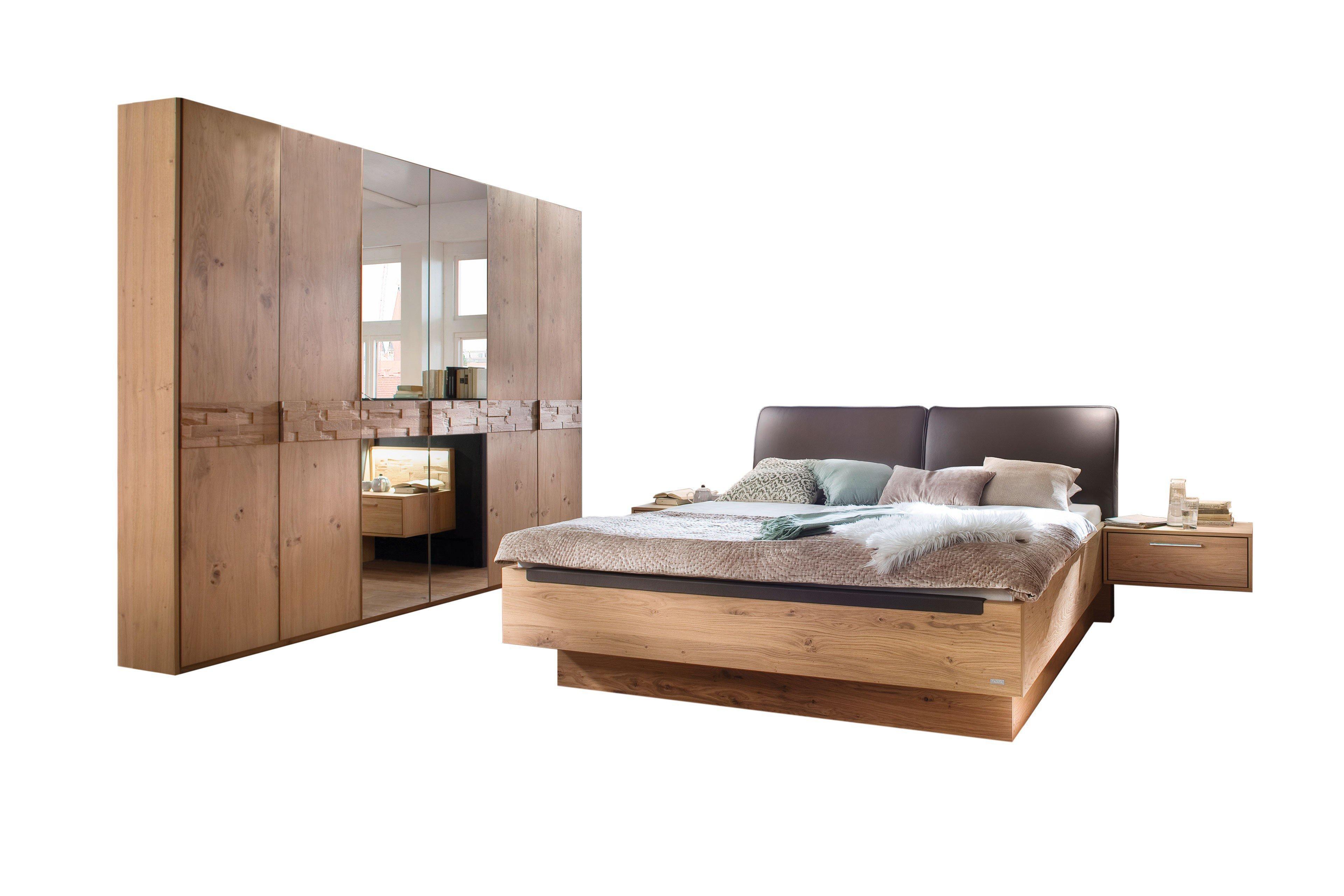 Casada Capena Schlafzimmer Balkeneiche | Möbel Letz - Ihr Online-Shop