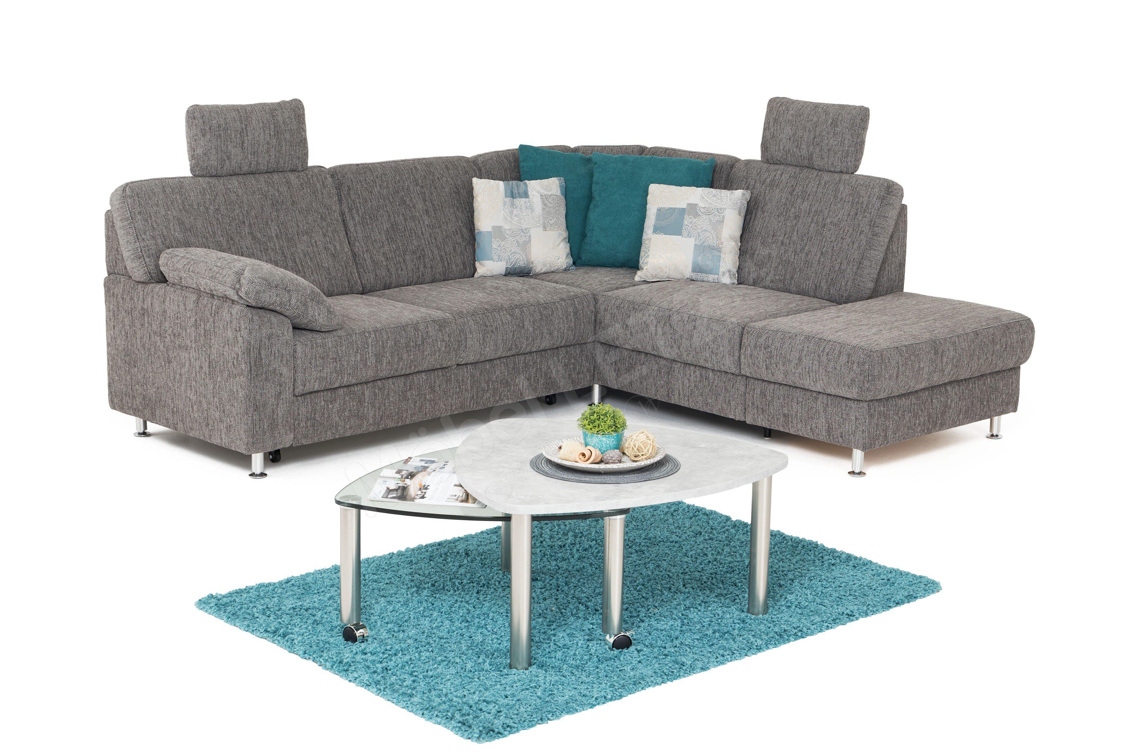 sit more home basic belfort eckgarnitur taupe m bel letz ihr online shop. Black Bedroom Furniture Sets. Home Design Ideas