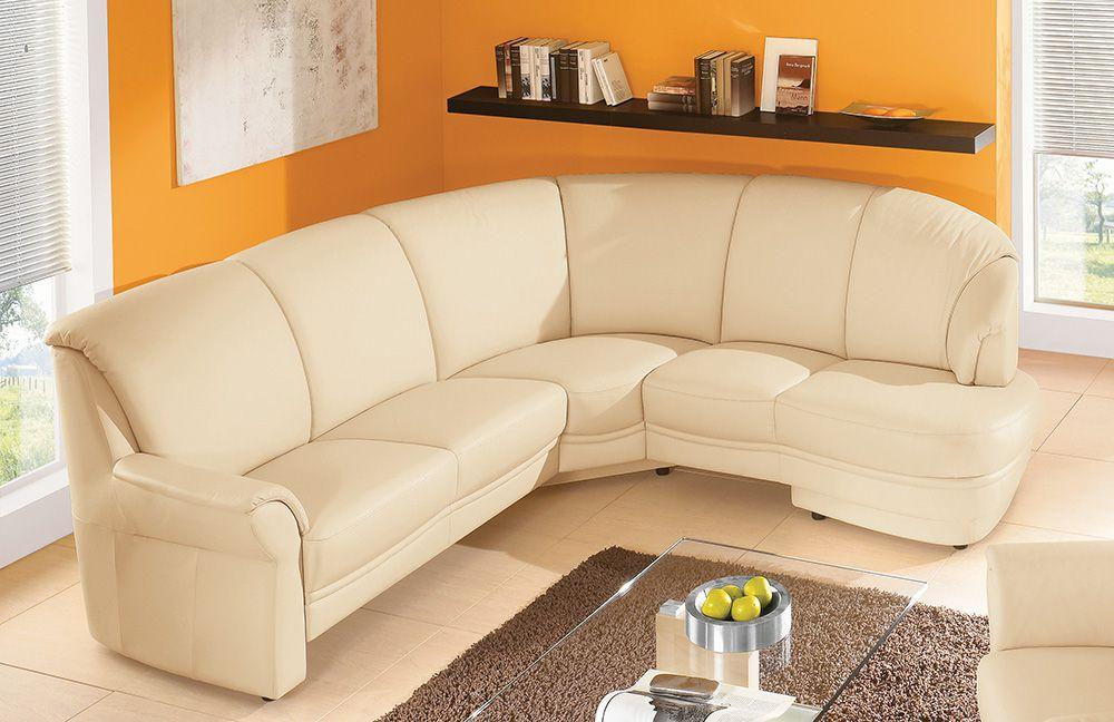cleo carol ledercouch wei von casada m bel letz ihr. Black Bedroom Furniture Sets. Home Design Ideas