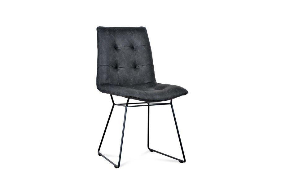 Bari Von Select Comfort Exclusive Collection   Stuhl Anthrazit