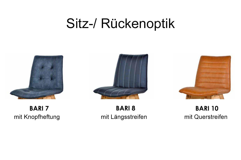 Select Comfort Metallstuhl Bari aus der Exclusive ...