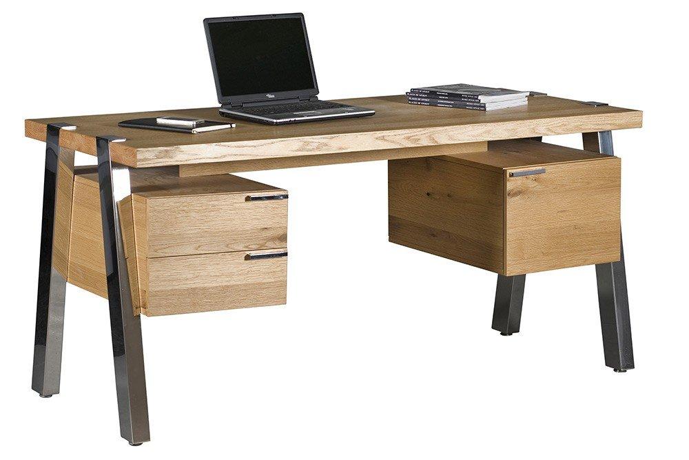 Jahnke Solid Schreibtisch Wildeiche M Bel Letz Ihr