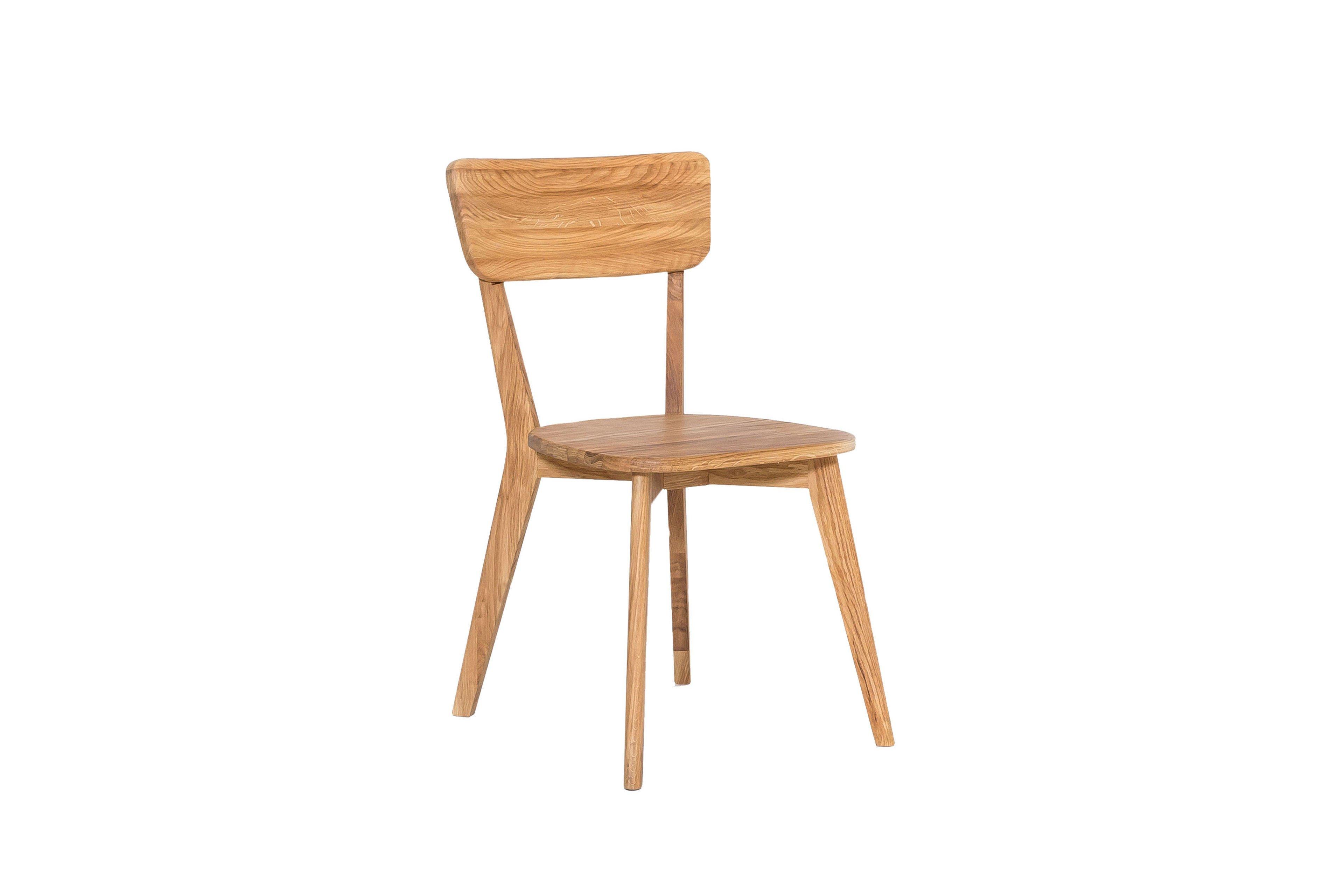 Standard Furniture Holzstuhl Noci Aus Eiche Mobel Letz Ihr