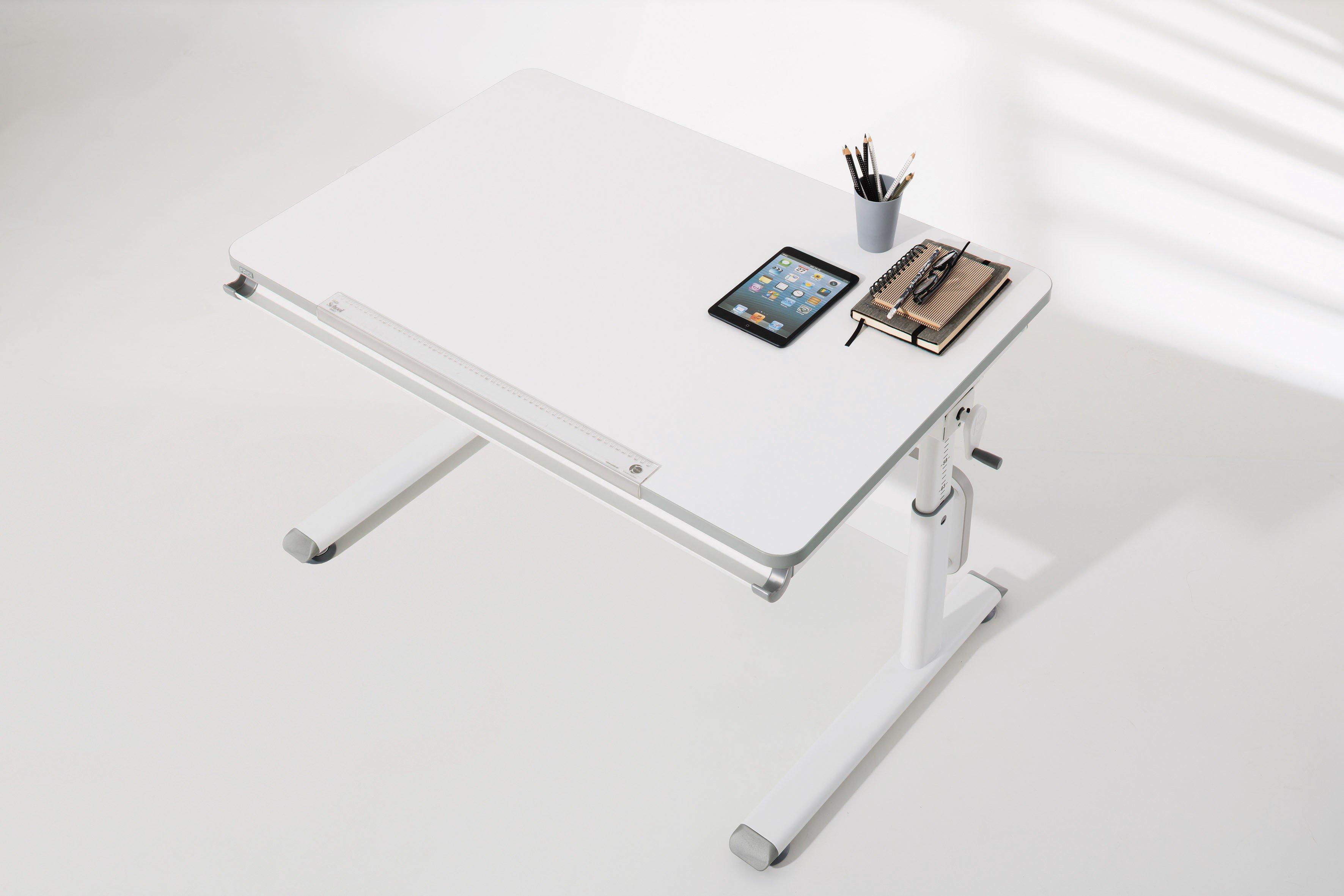 Diego 105 Von Paidi Schreibtisch Kreideweiß Möbel Letz Ihr