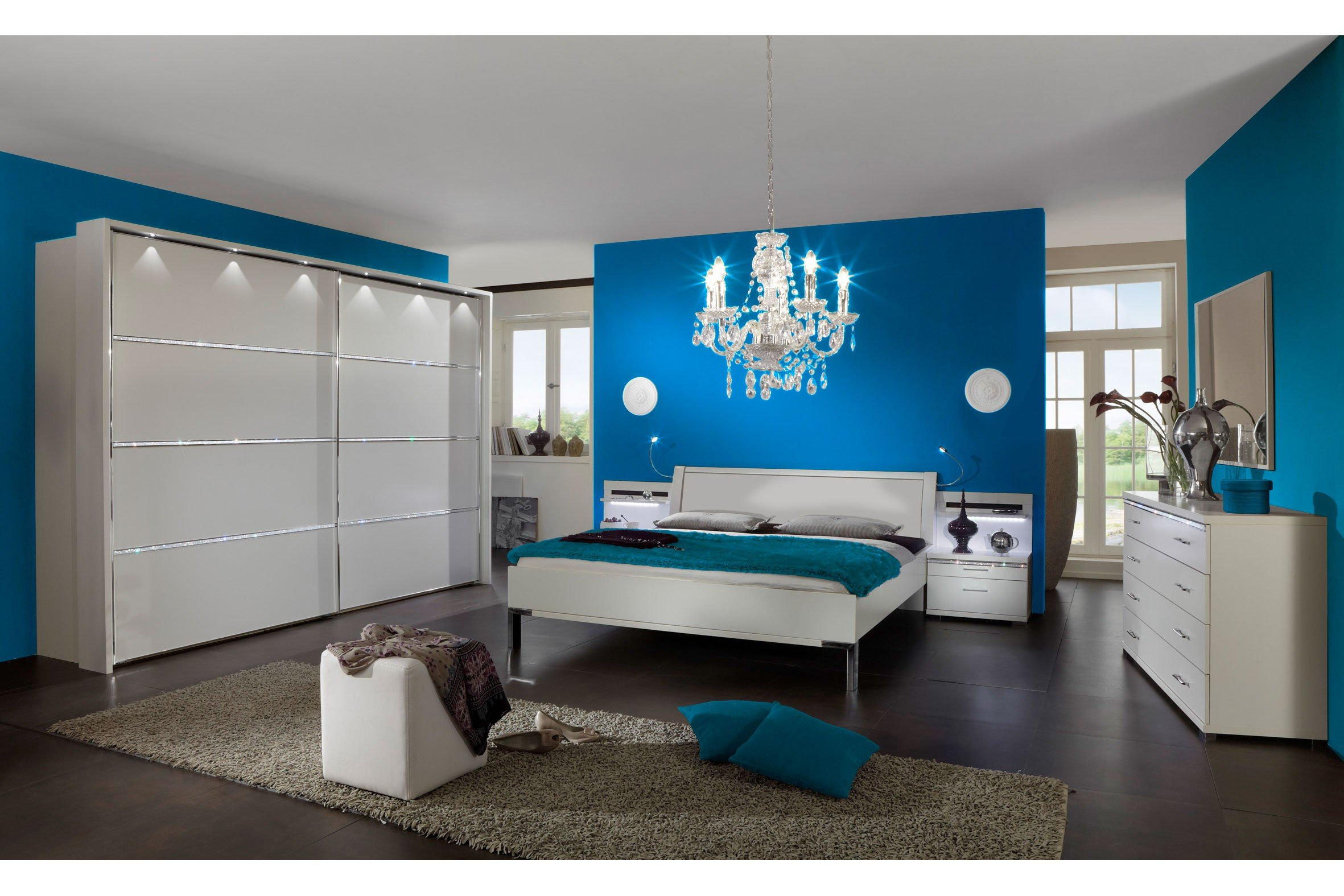 angebot ohne deko beleuchtung lattenrost matratze beim bel. Black Bedroom Furniture Sets. Home Design Ideas