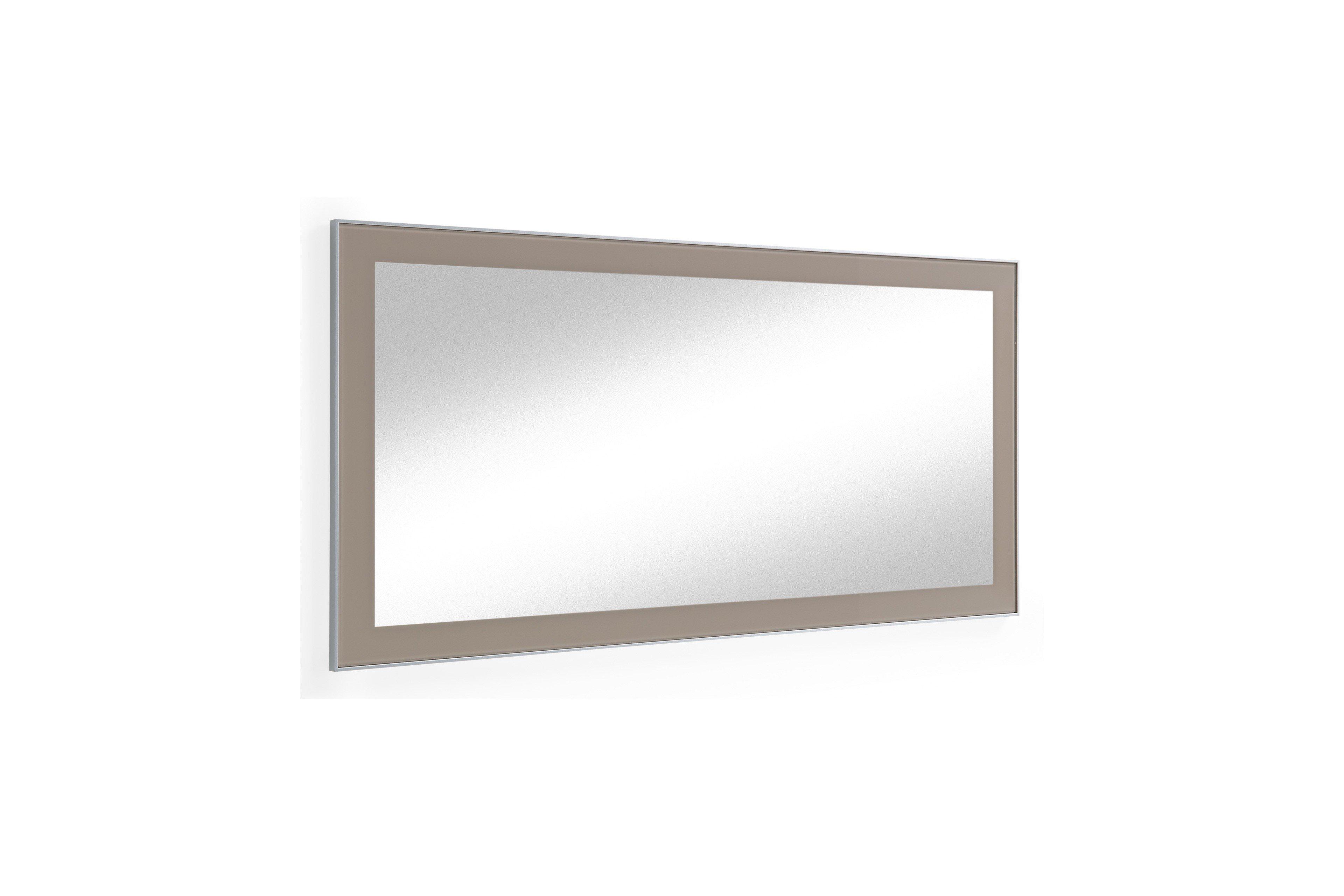 Voss Spiegel Santina mit Rahmen in Taupe | Möbel Letz - Ihr Online-Shop