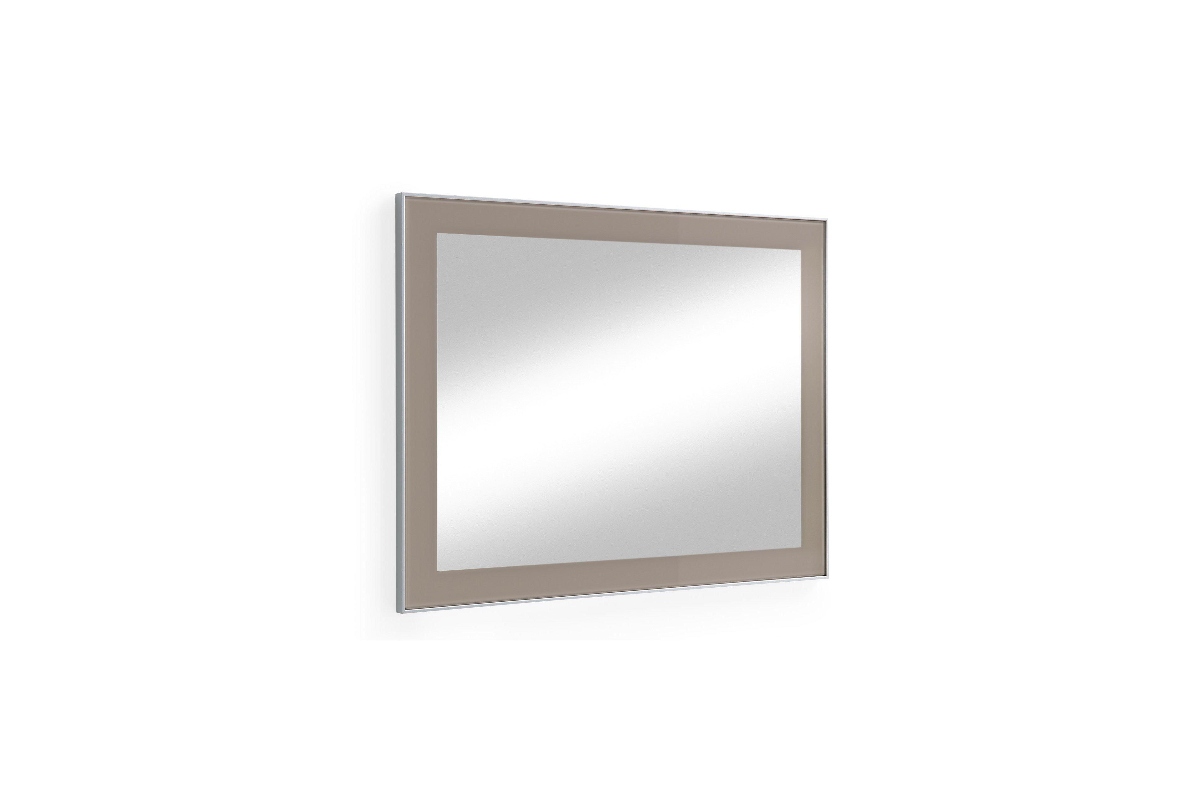 Voss Spiegel Santina mit taupefarbigem Rahmen | Möbel Letz - Ihr ...