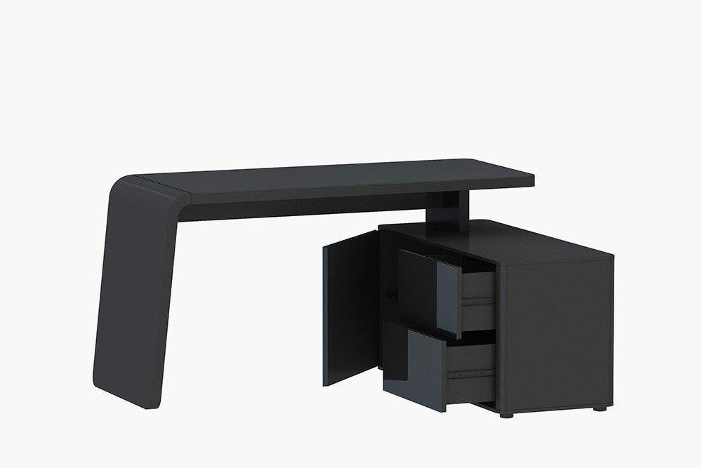 Jahnke Schreibtisch Csl465e Schwarz Möbel Letz Ihr Online Shop