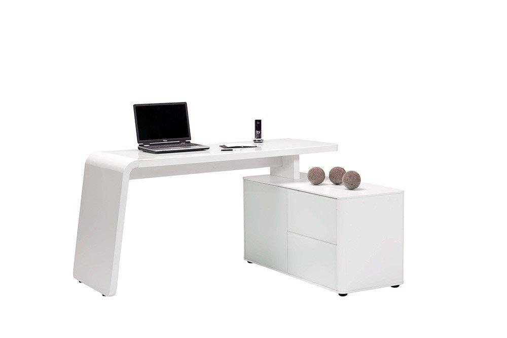 Jahnke Schreibtisch CSL465E schwarz | Möbel Letz - Ihr Online-Shop