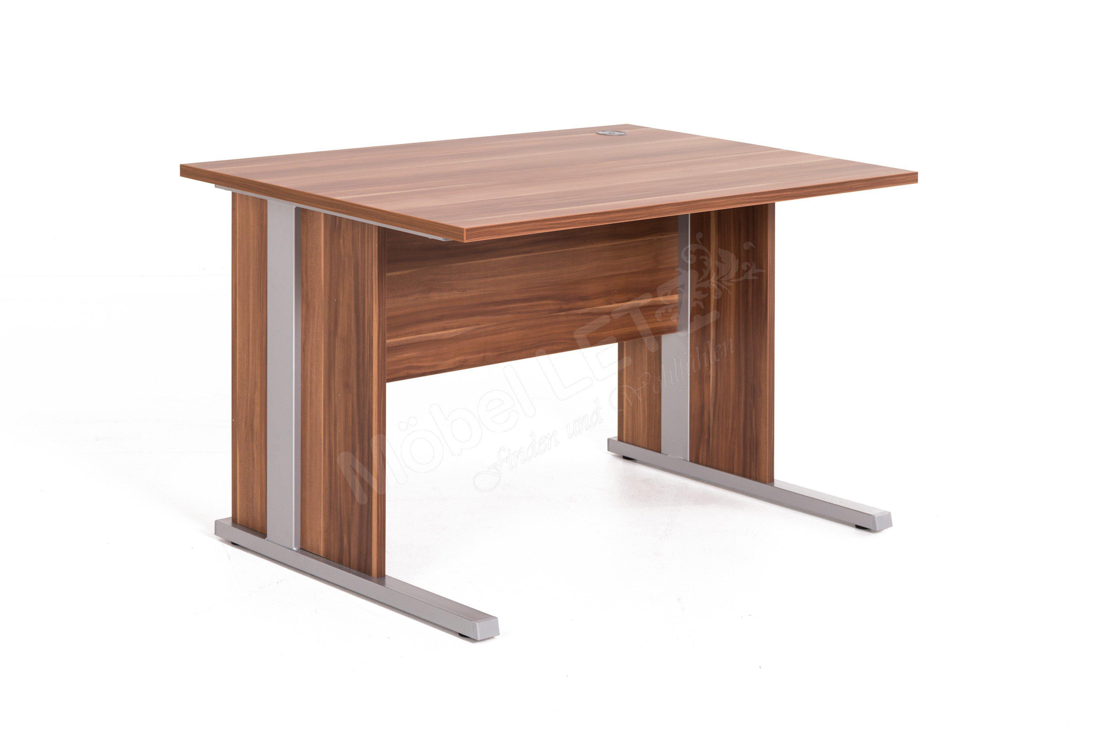 schreibtisch hendrik kollektion letz nussbaum m bel letz ihr online shop. Black Bedroom Furniture Sets. Home Design Ideas