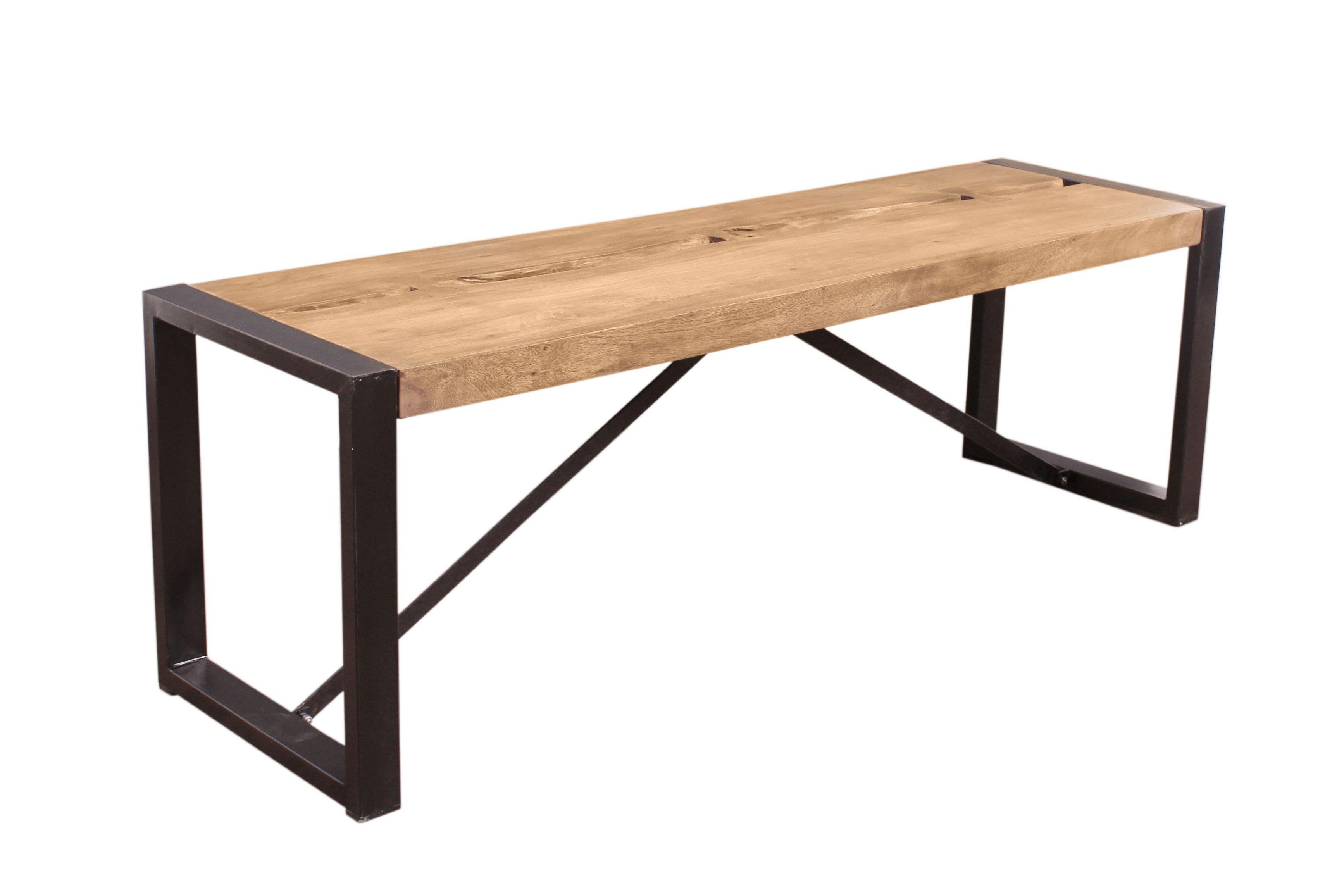 bank live edge aus akazienholz von sit m bel m bel letz ihr online shop. Black Bedroom Furniture Sets. Home Design Ideas