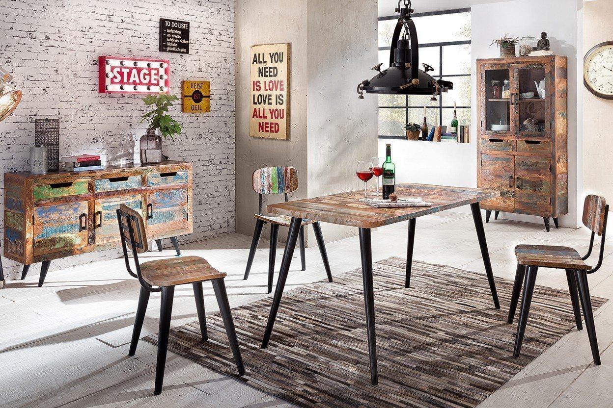 Speisezimmer Miami bunt/ Metall von SIT Möbel | Möbel Letz - Ihr ...