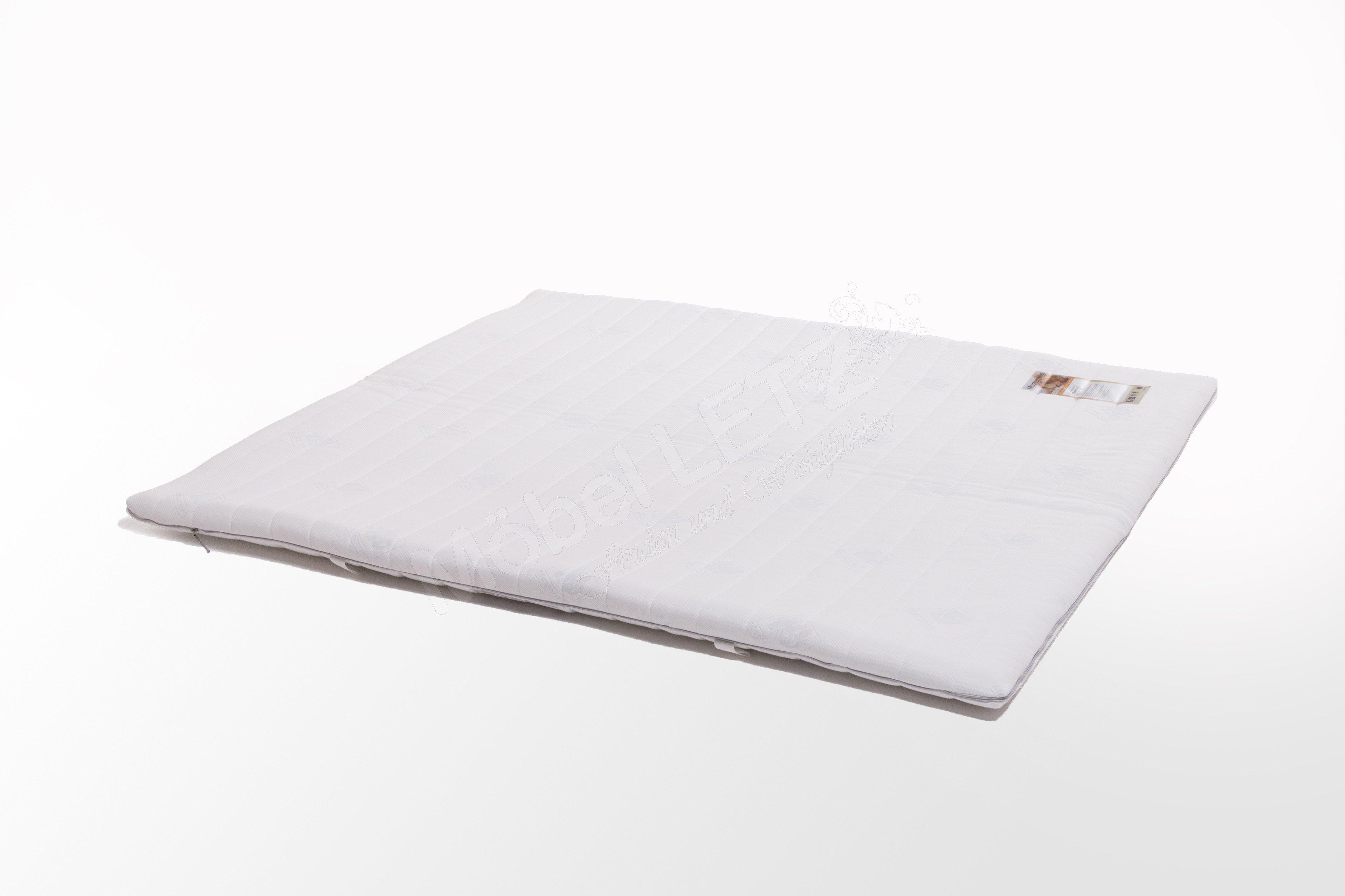 kollektion letz kaltschaum topper zedarro 180 x 200 cm m bel letz ihr online shop. Black Bedroom Furniture Sets. Home Design Ideas