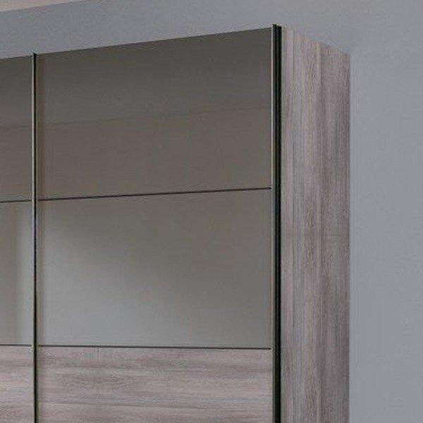 Express Four You Silber-Eiche Grauspiegel | Möbel Letz - Ihr Online-Shop