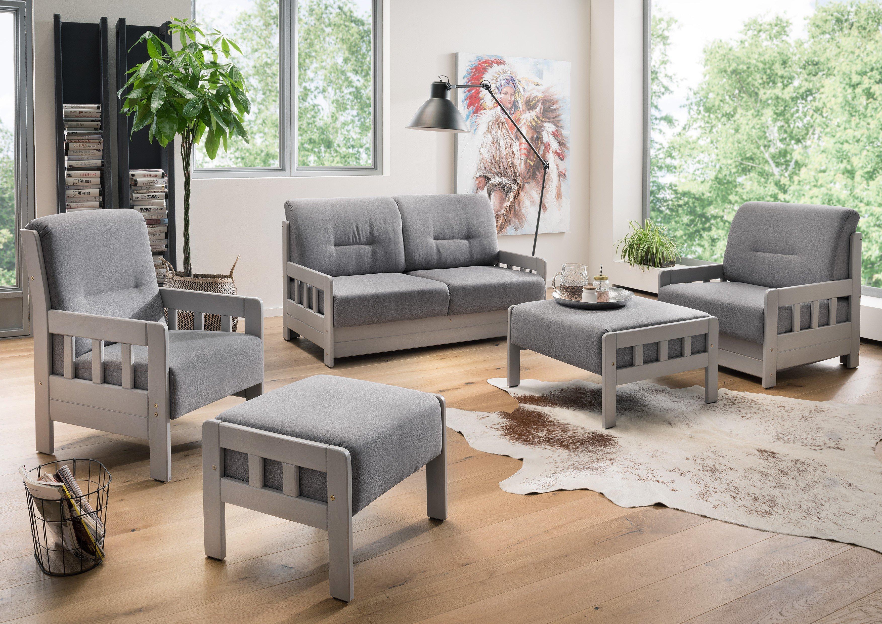 Benformato Schlafsofa Campi in Flieder | Möbel Letz - Ihr Online-Shop