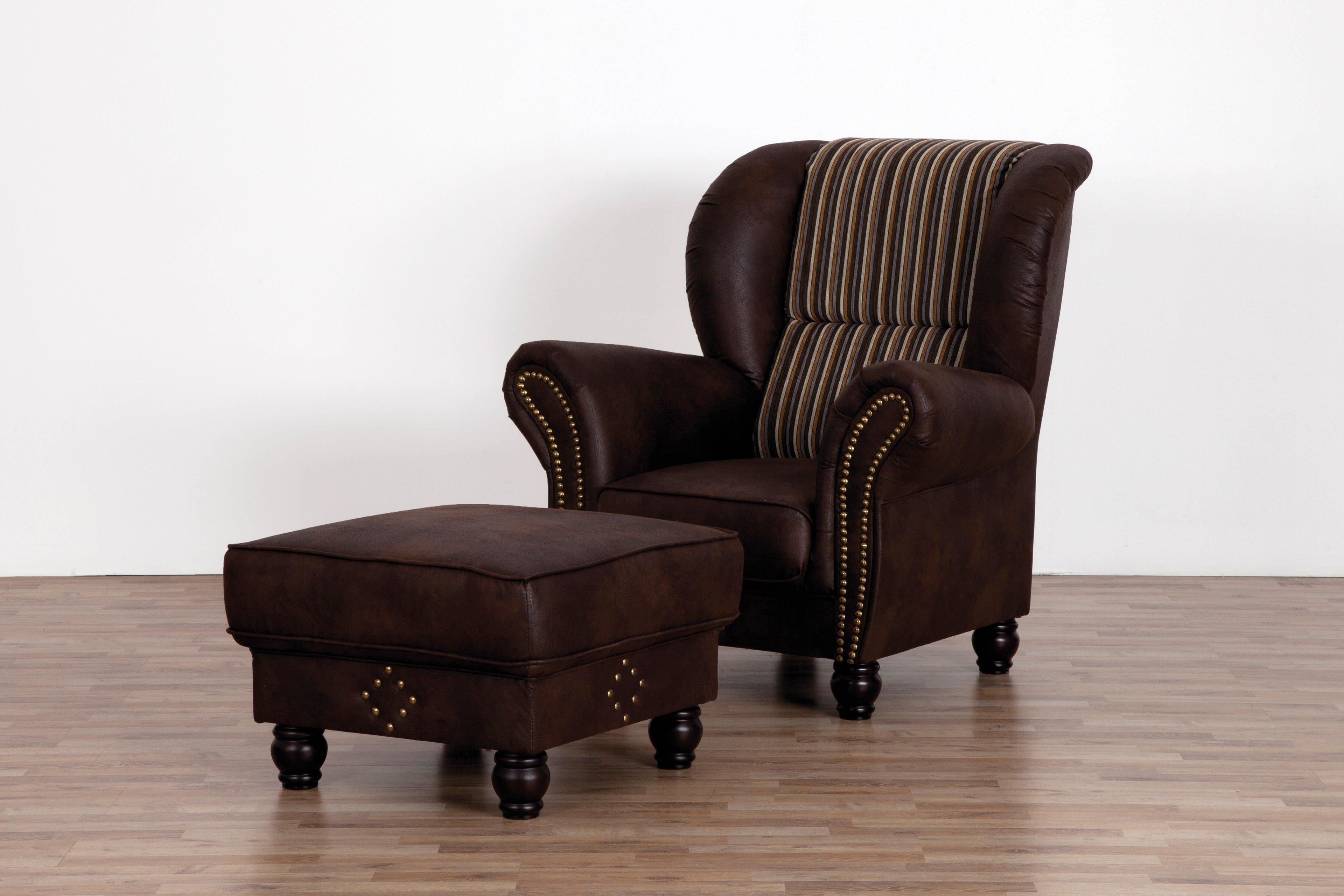 grant factory carlos megasofa in braun m bel letz ihr online shop. Black Bedroom Furniture Sets. Home Design Ideas