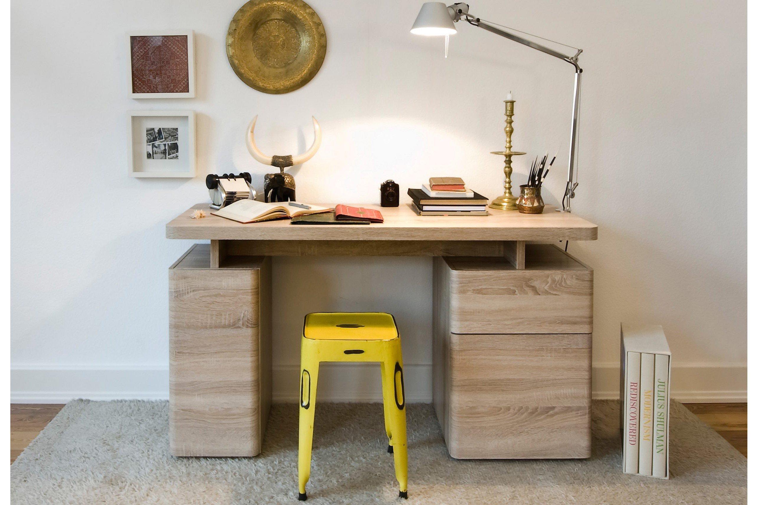 Jahnke Cuuba Libre Computertisch 140   Möbel Letz - Ihr Online-Shop