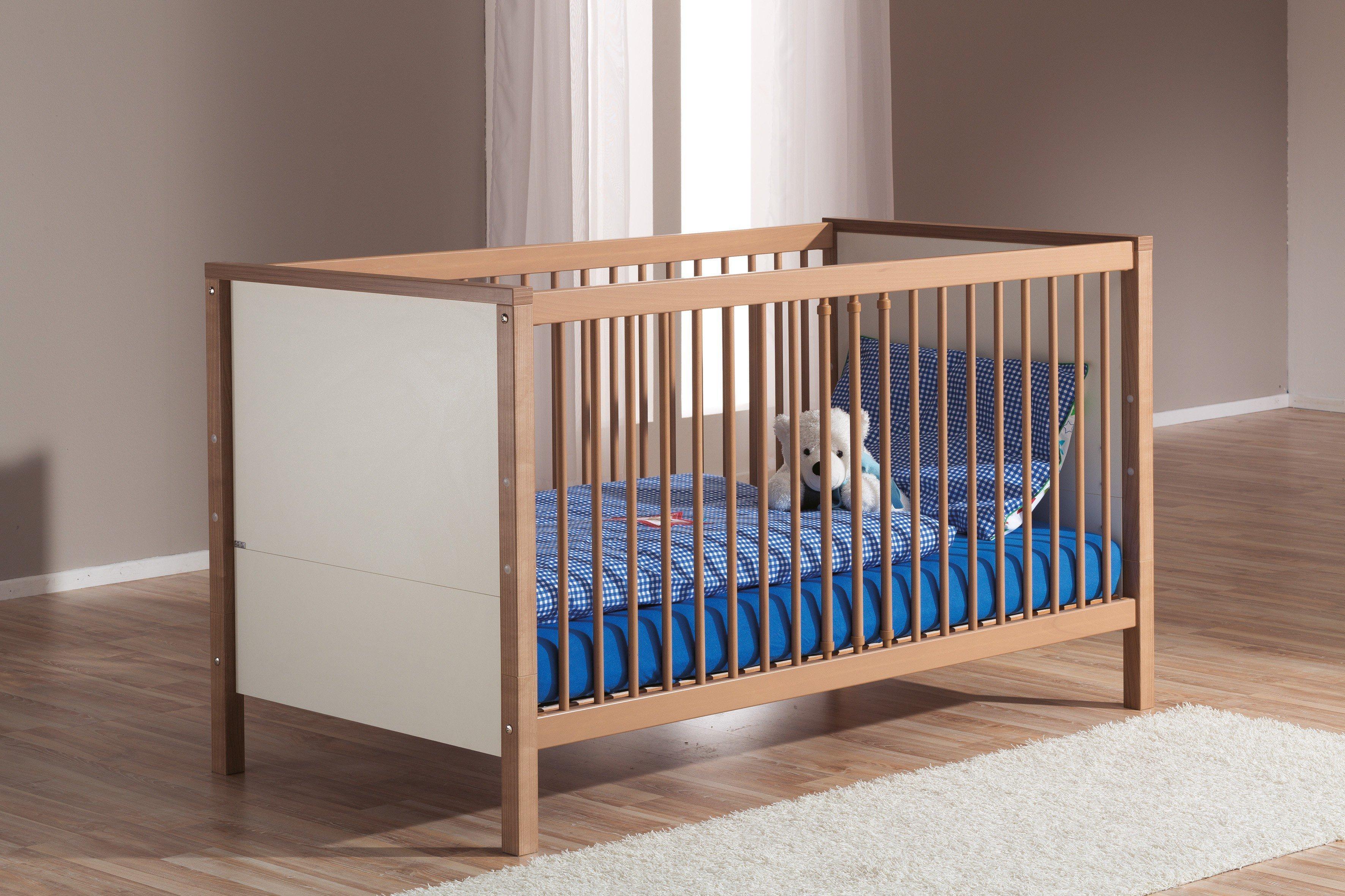 leo kinderbett von paidi kirsche ecru m bel letz ihr online shop. Black Bedroom Furniture Sets. Home Design Ideas