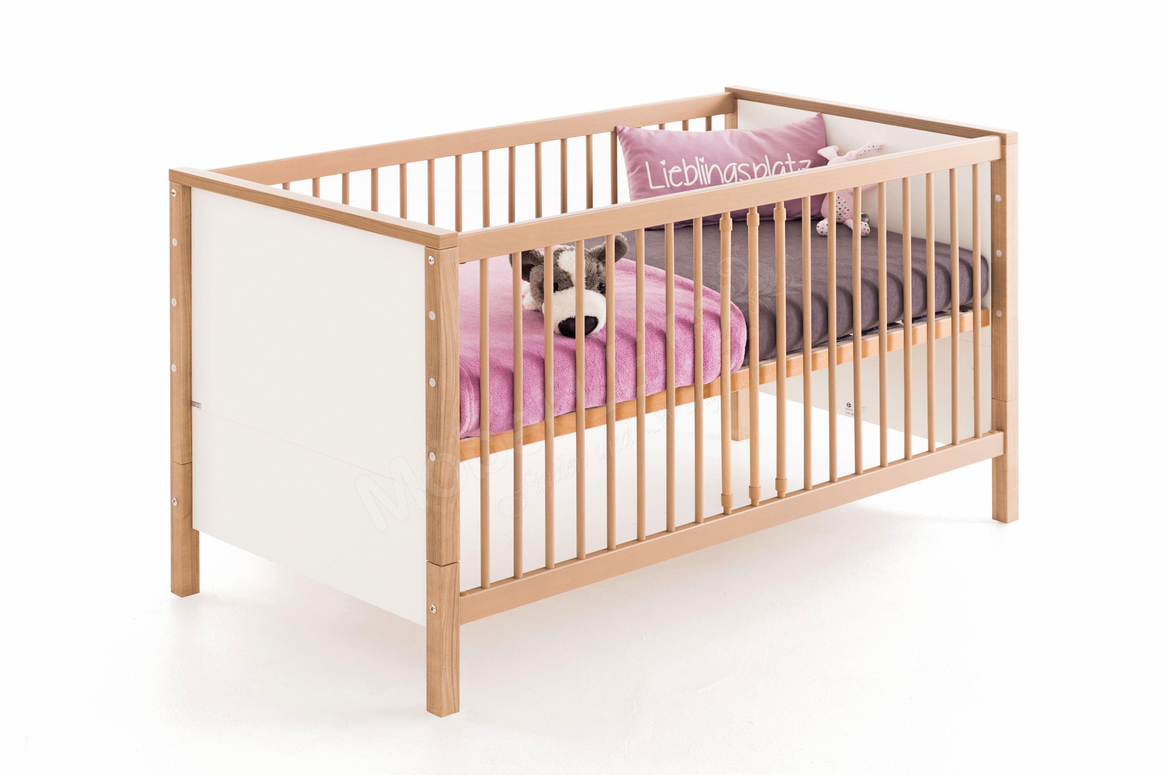 Baby Bettsets Hilfreich Kinderbett 70x140 Paidi