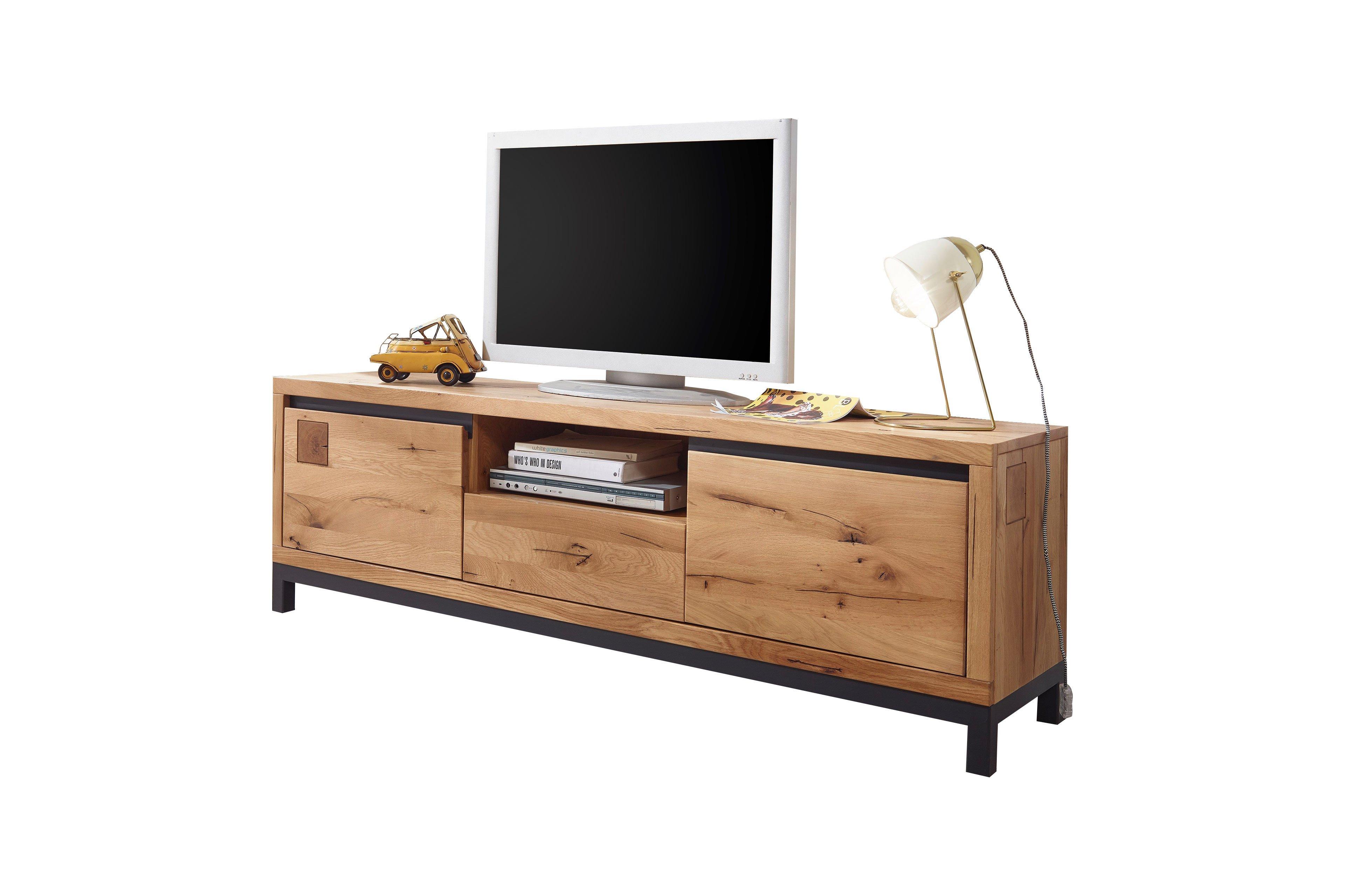 gk m belvertrieb wz 0182 tv kommode wildeiche m bel letz ihr online shop. Black Bedroom Furniture Sets. Home Design Ideas