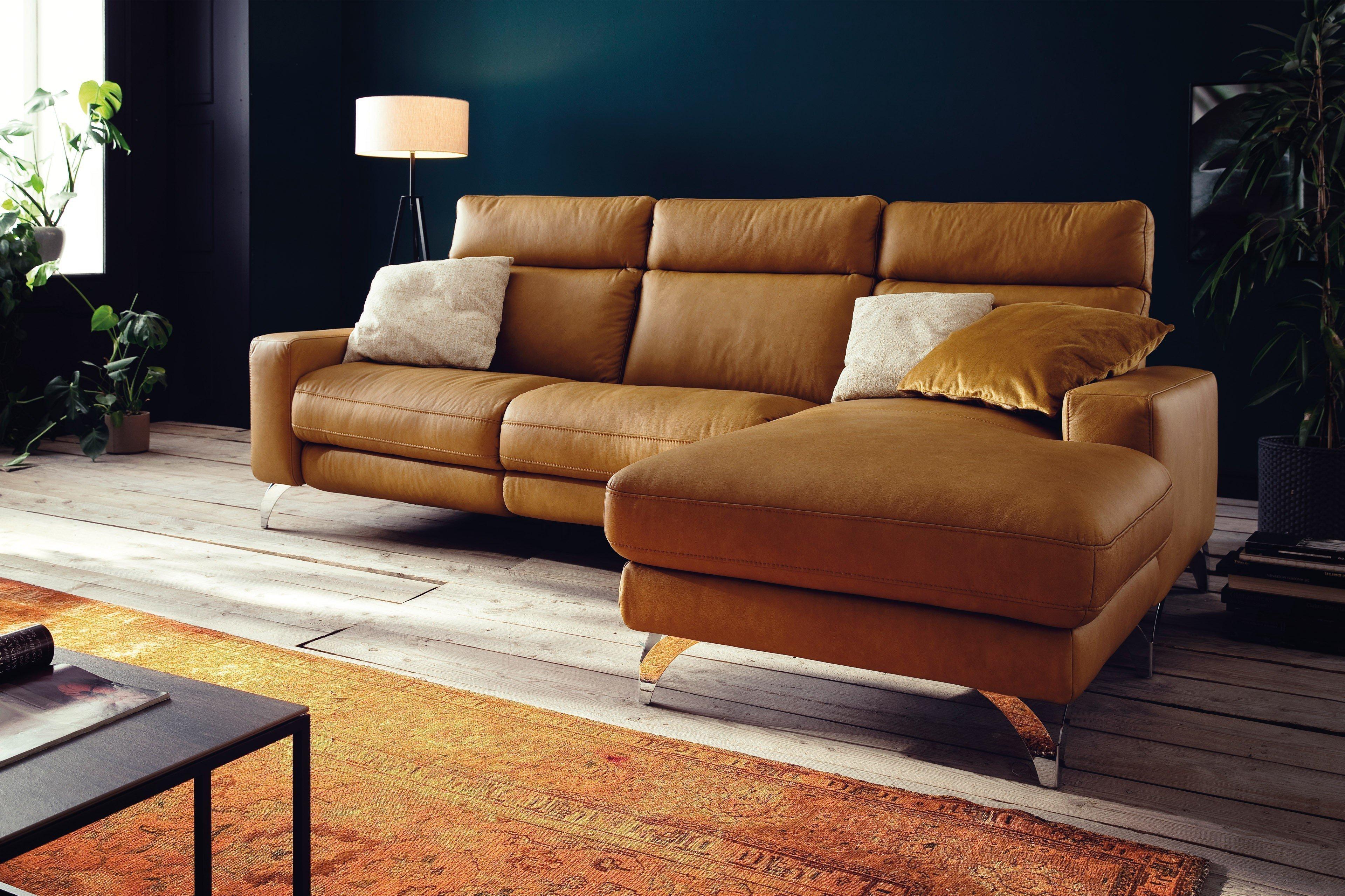 polsteria caspian eckgarnitur braun m bel letz ihr online shop. Black Bedroom Furniture Sets. Home Design Ideas