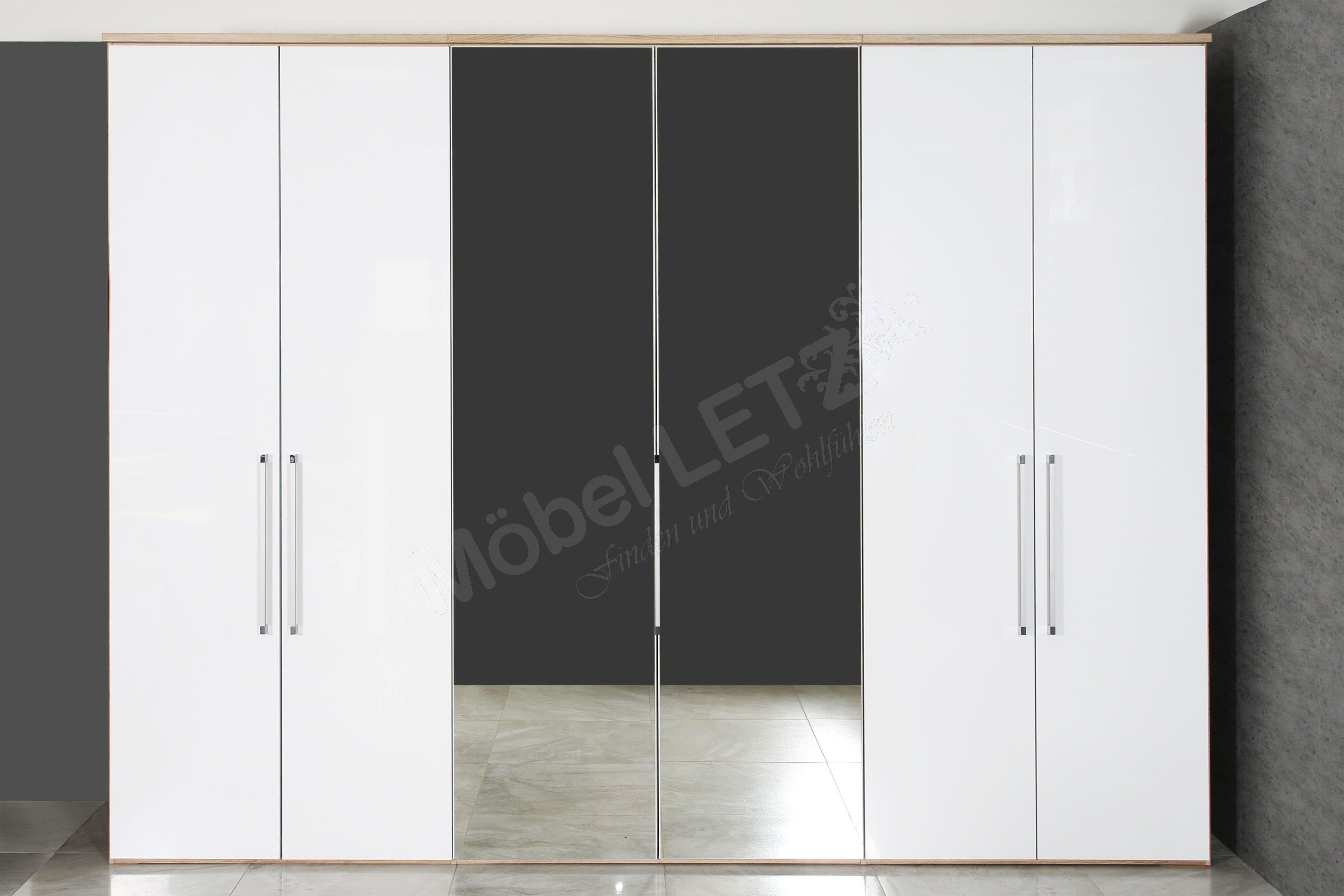 nolte horizont 8000 kleiderschrank ca 320 cm breit m bel letz ihr online shop. Black Bedroom Furniture Sets. Home Design Ideas