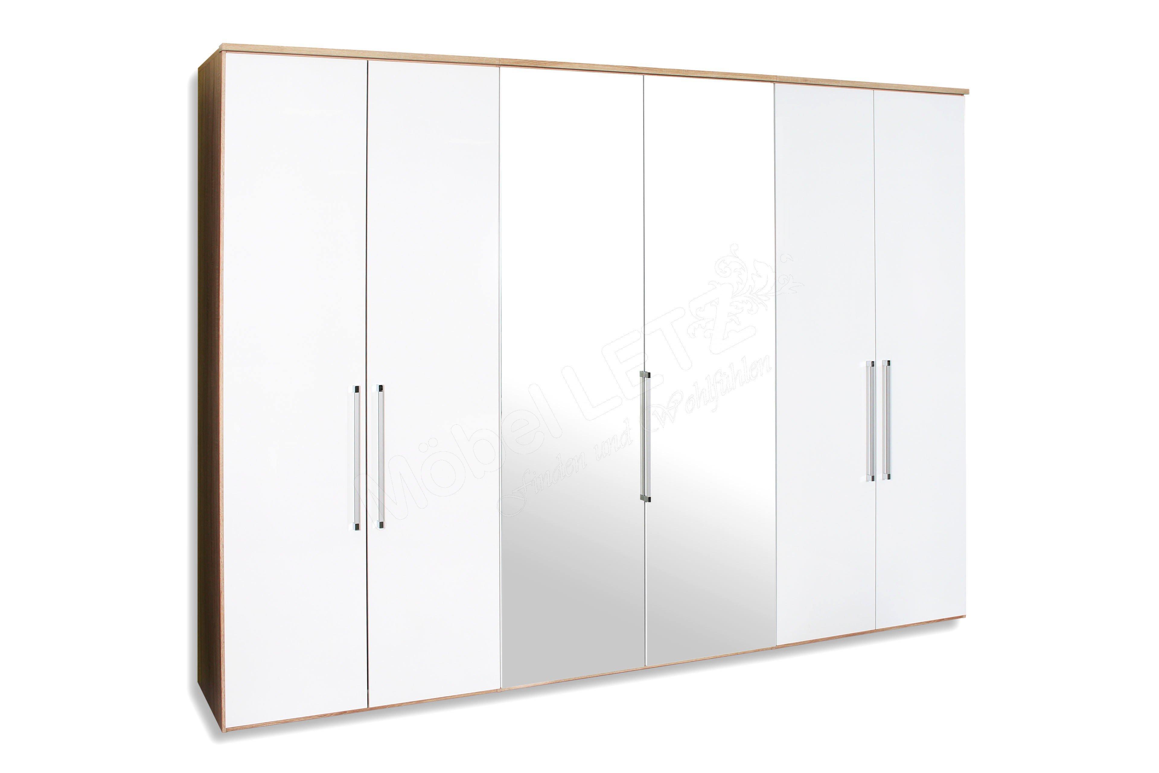 Nolte Horizont 8000 Kleiderschrank ca. 320 cm breit   Möbel Letz   Ihr Online Shop