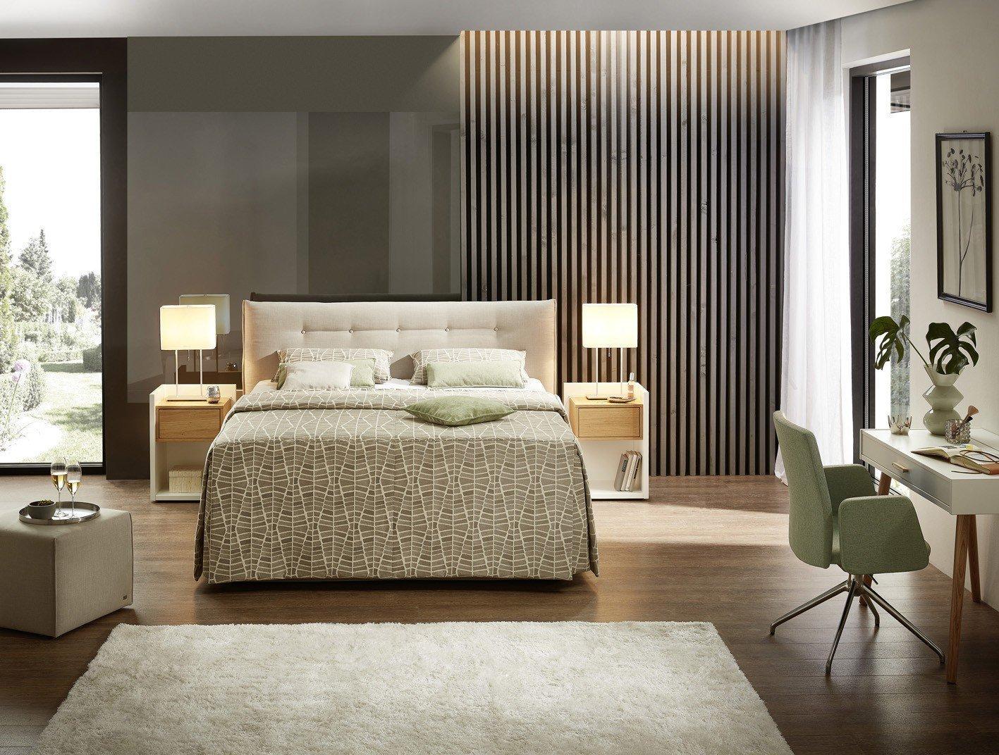 ruf veneto polsterbett in natur inklusive bettkasten m bel letz ihr online shop. Black Bedroom Furniture Sets. Home Design Ideas