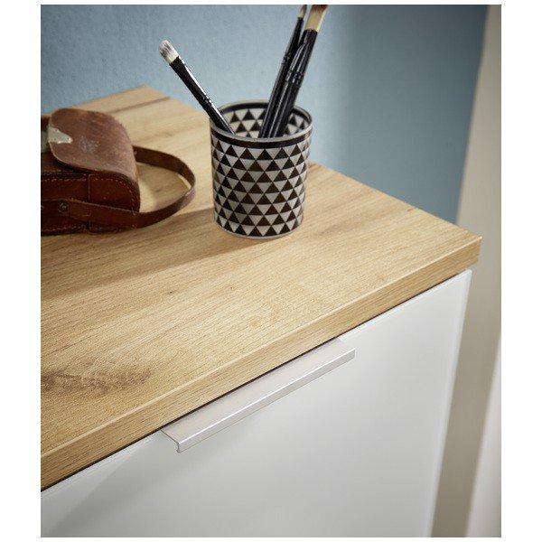 germania schuhschrank gw telde glas wei m bel letz ihr online shop. Black Bedroom Furniture Sets. Home Design Ideas